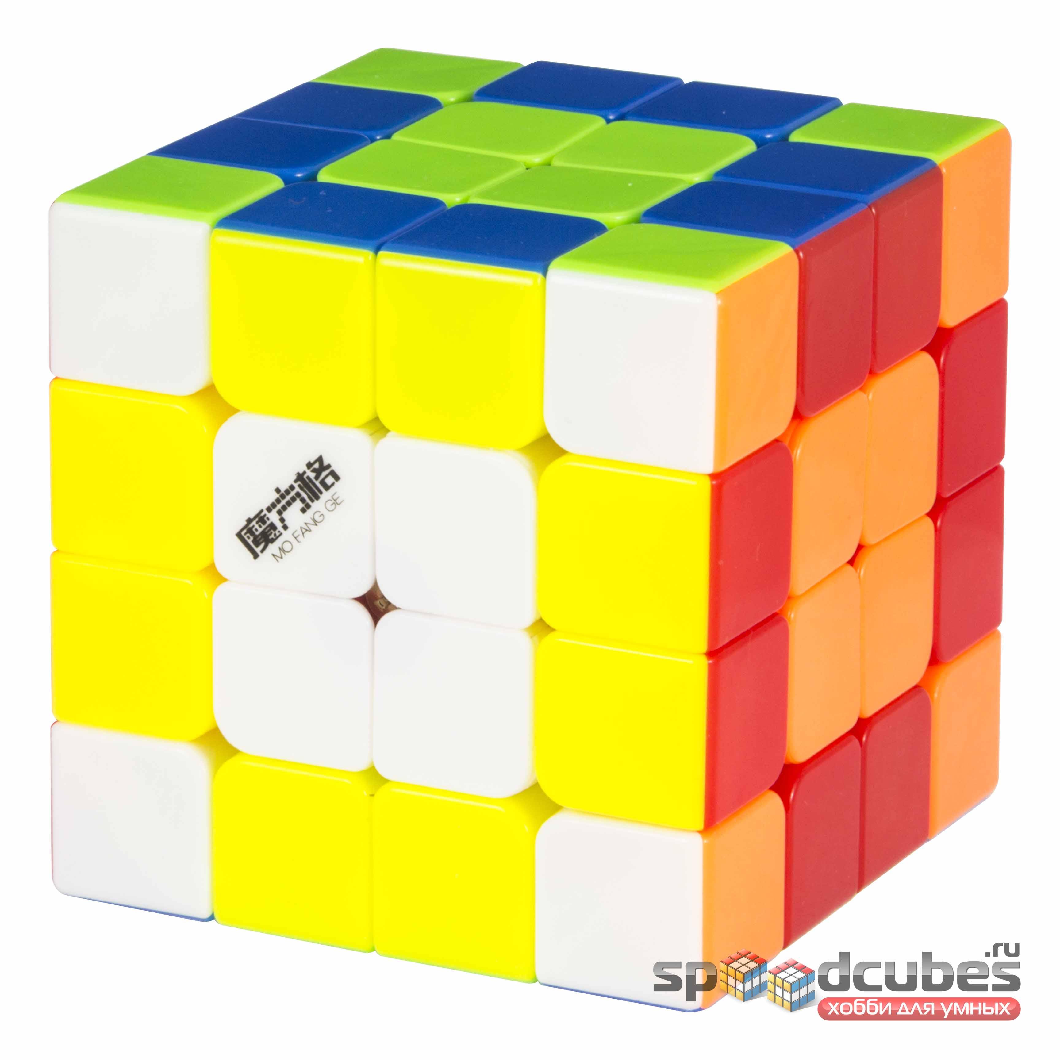 QiYi MoFangGe 4x4x4 WuQue Tsv 3