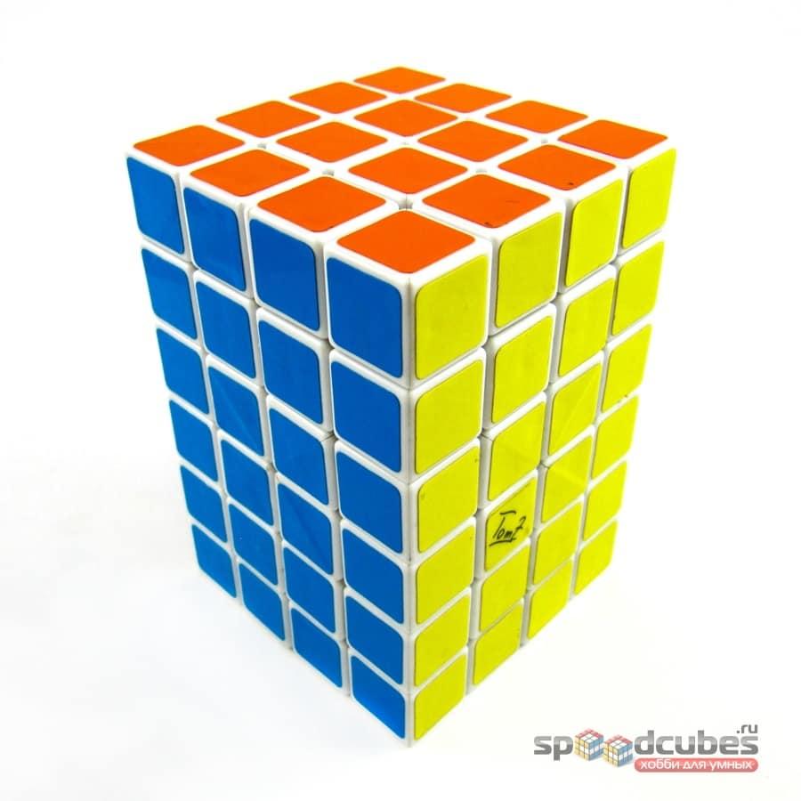 Calvin's 4x4x6 W 1n