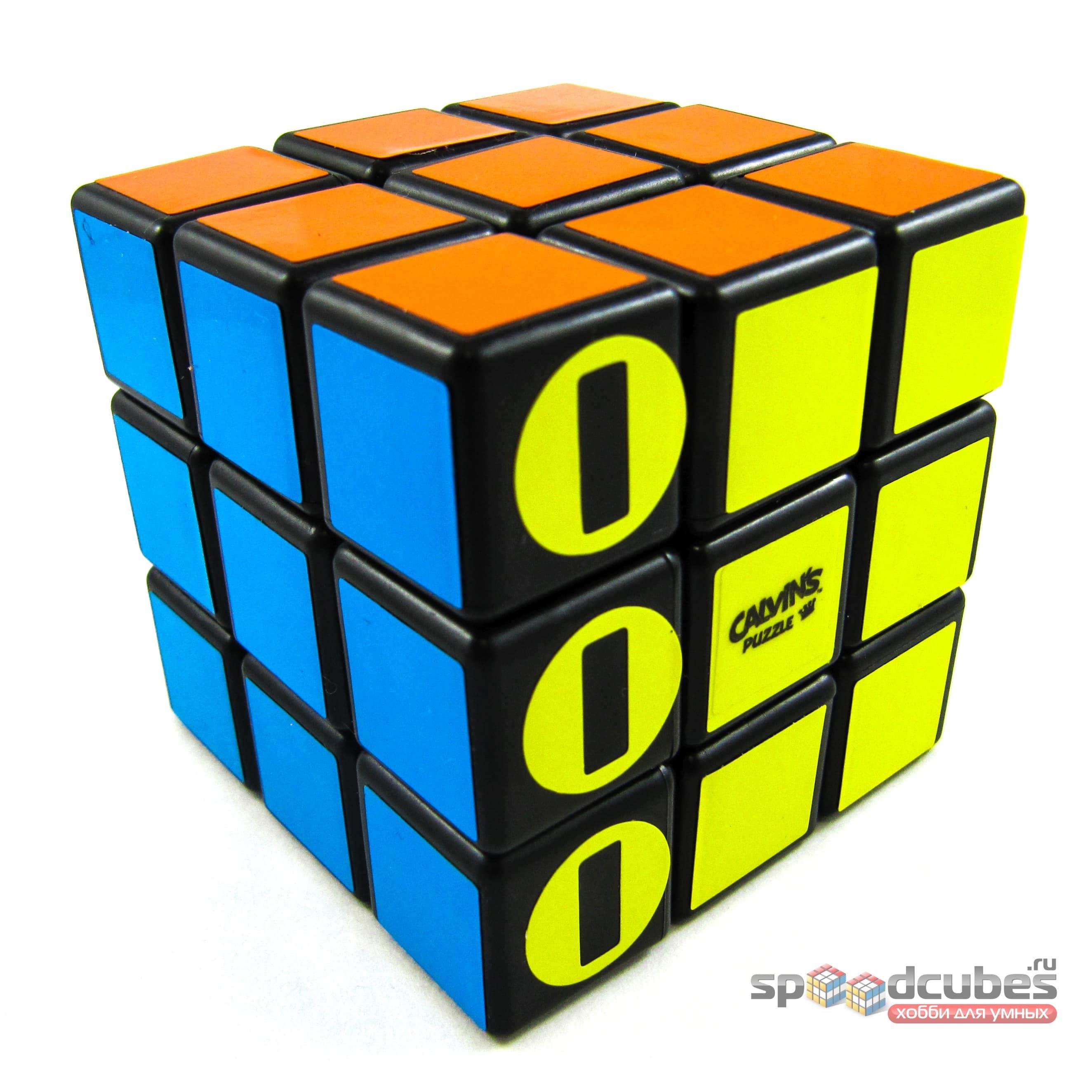 Calvin's Evgeny Cross Road Cube 1