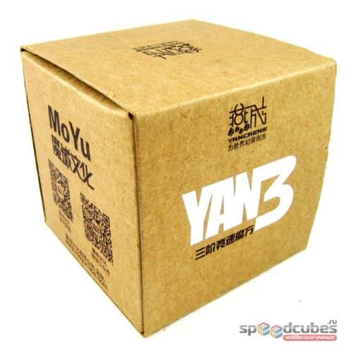 Moyu 3×3 Yancheng Yan3 1