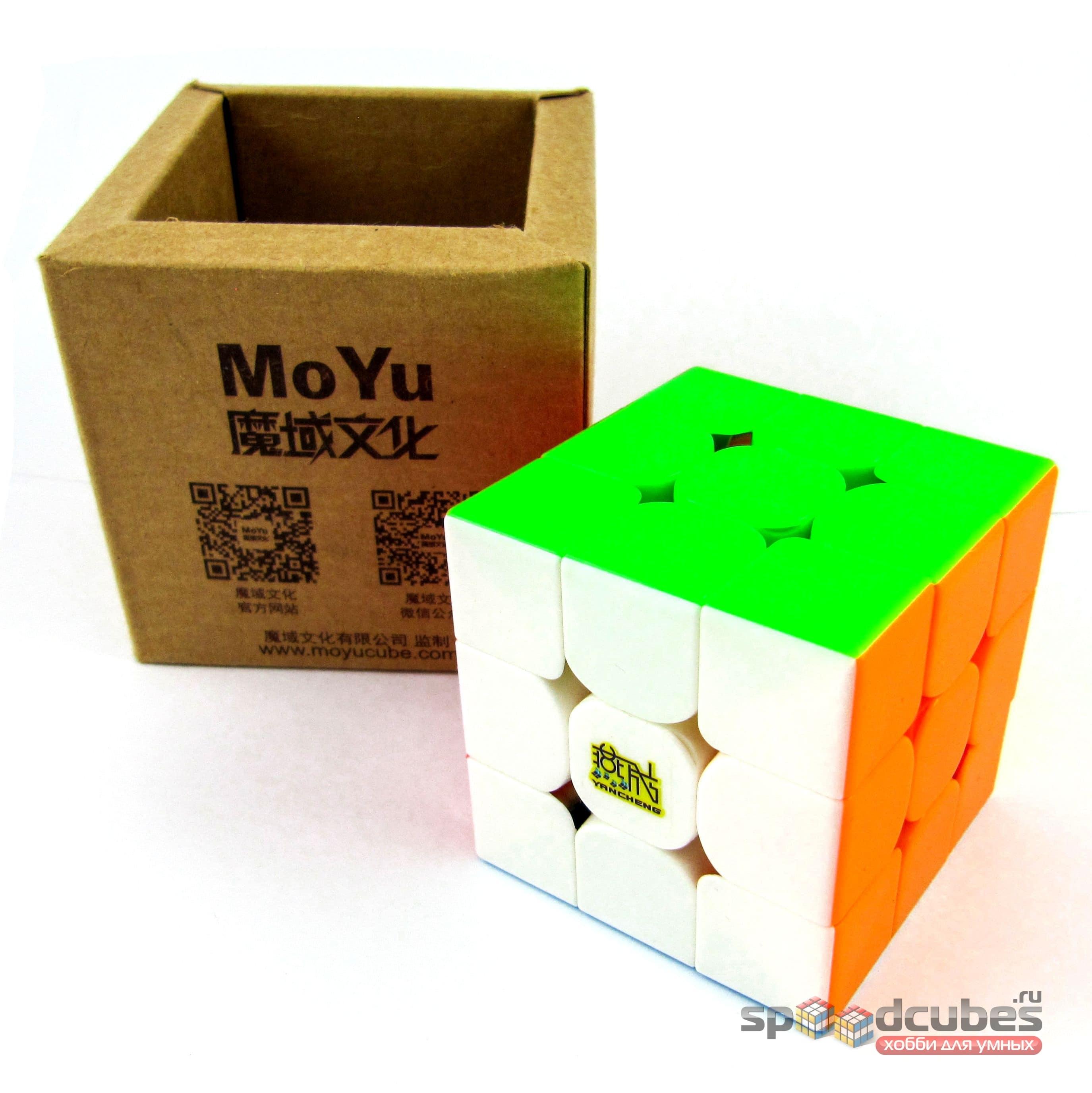 MoYu 3x3x3 Yancheng Yan3 (цв)