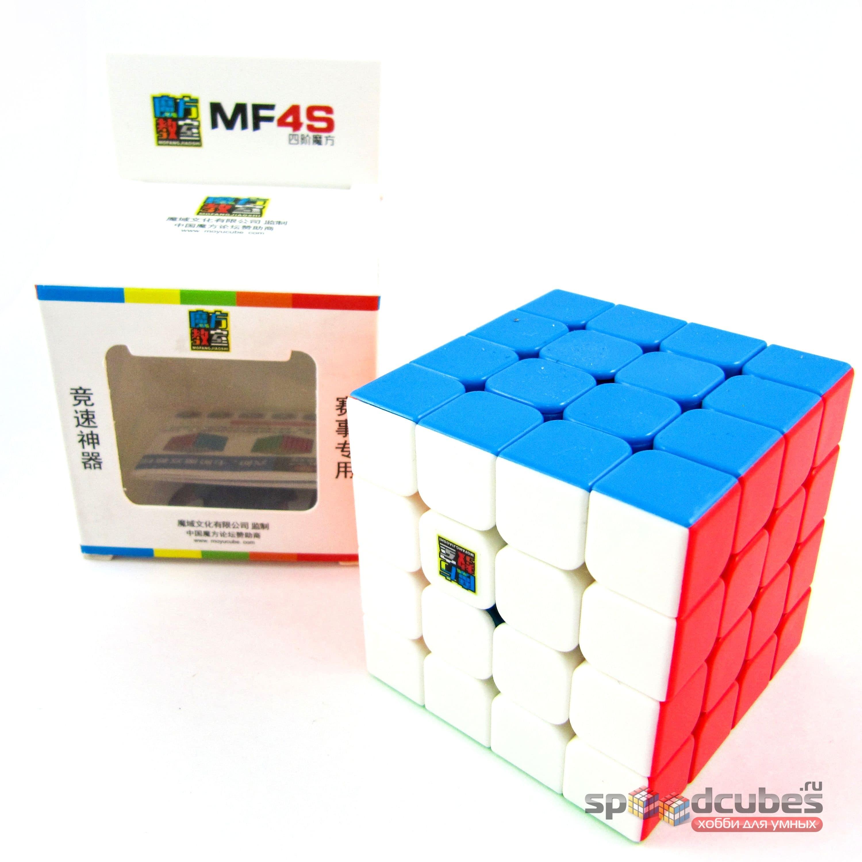 MoYu 4x4x4 MofangJiaoshi MF4s (цв)