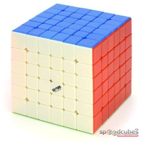 Qiyi 6x6x6 Wuhua 55