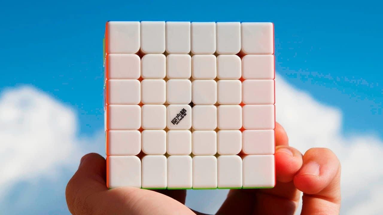 Qiyi 6x6x6 Wuhua 99