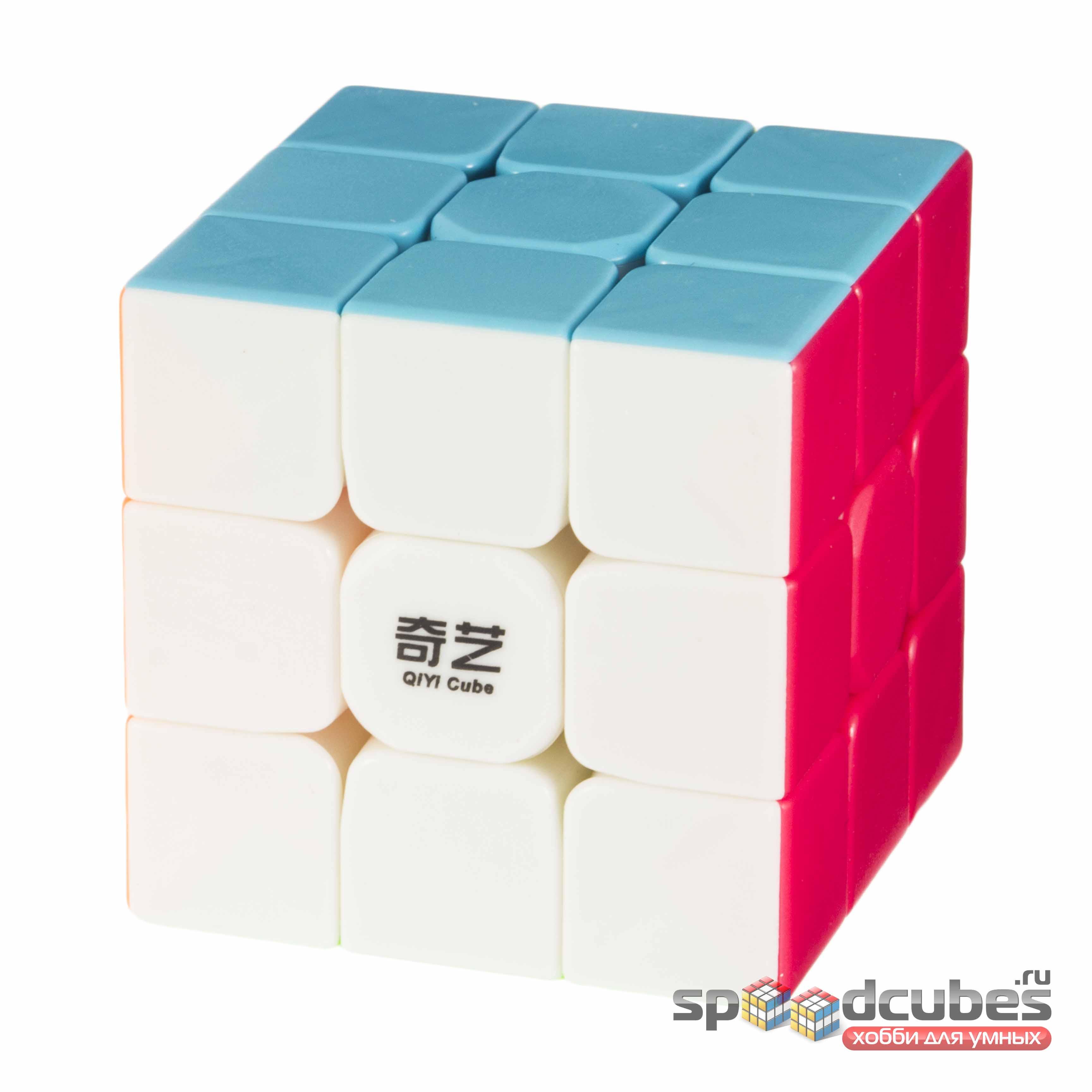 QiYi (MoFangGe) 3x3x3 Warrior W (цв)