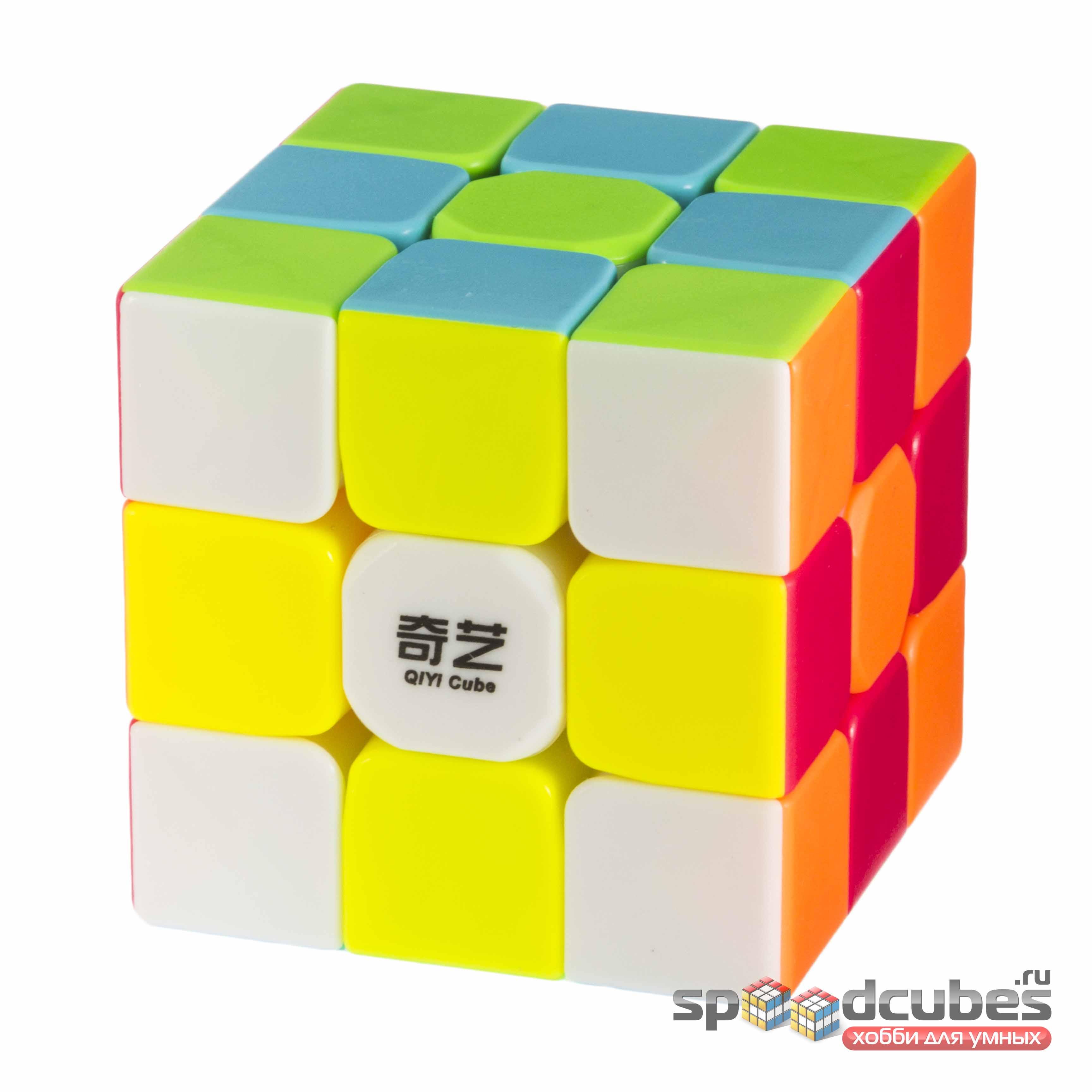 Qiyi Mofangge 3x3x3 Warrior W Color 2