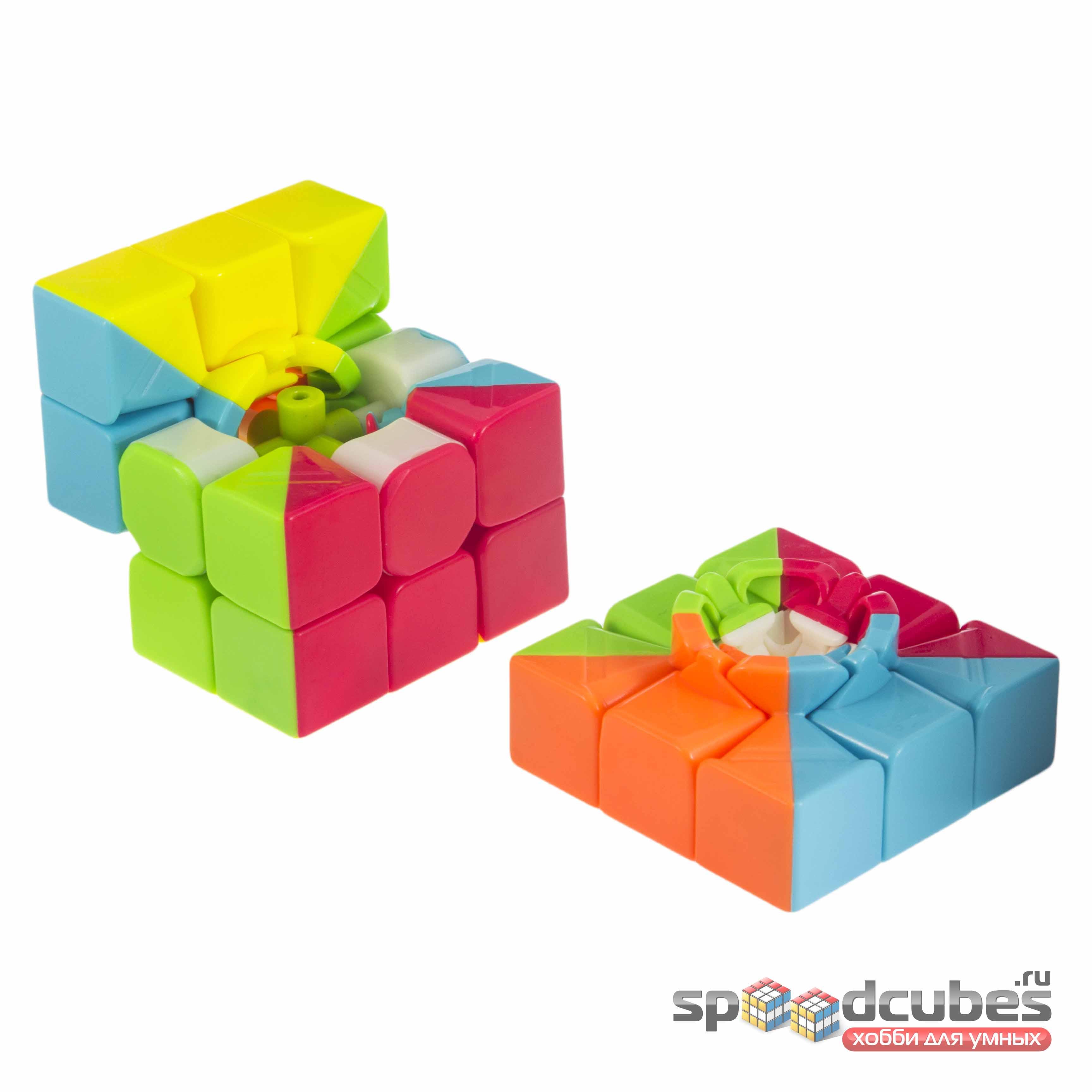 Qiyi Mofangge 3x3x3 Warrior W Color 4