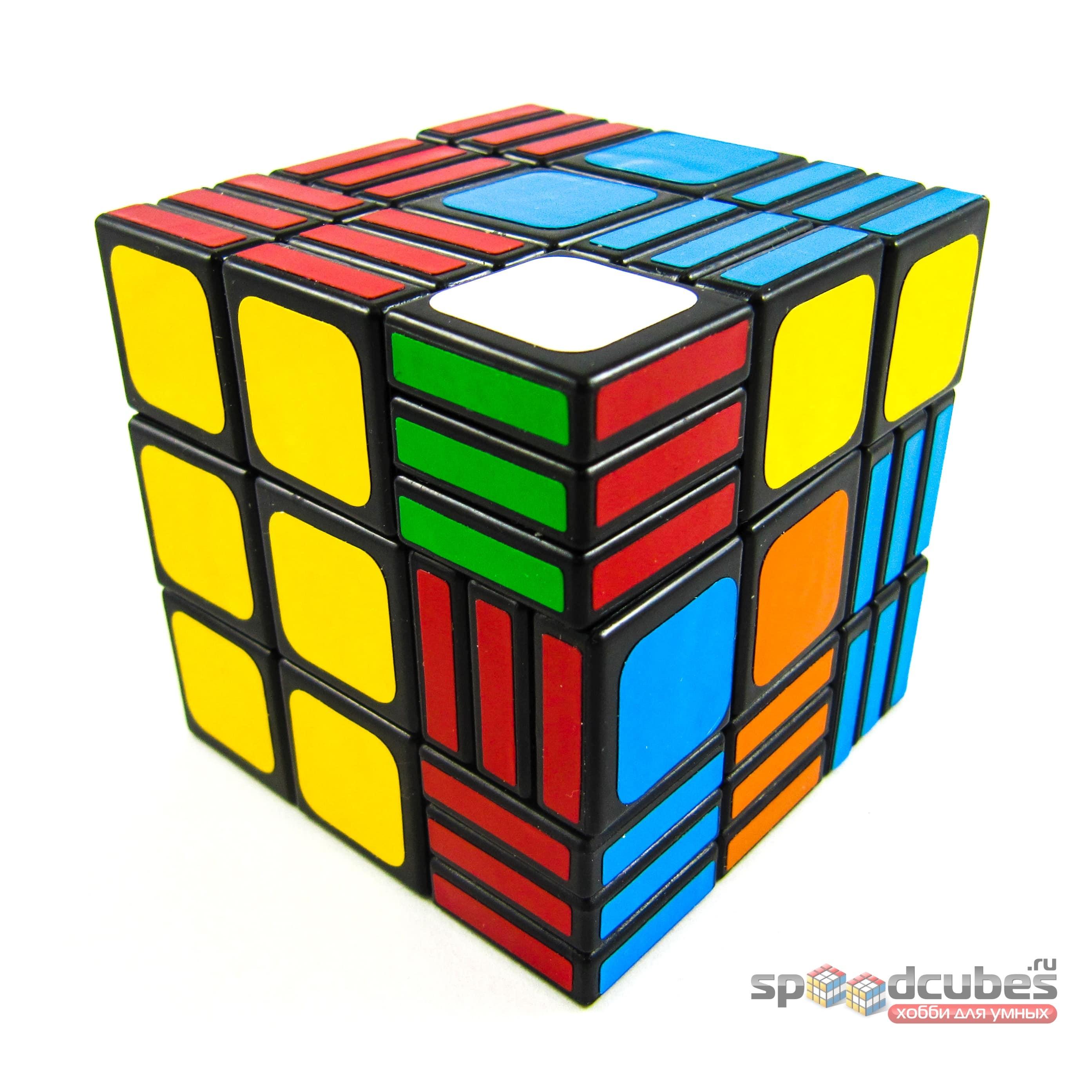 Witeden 3x3x7 Cubic 3