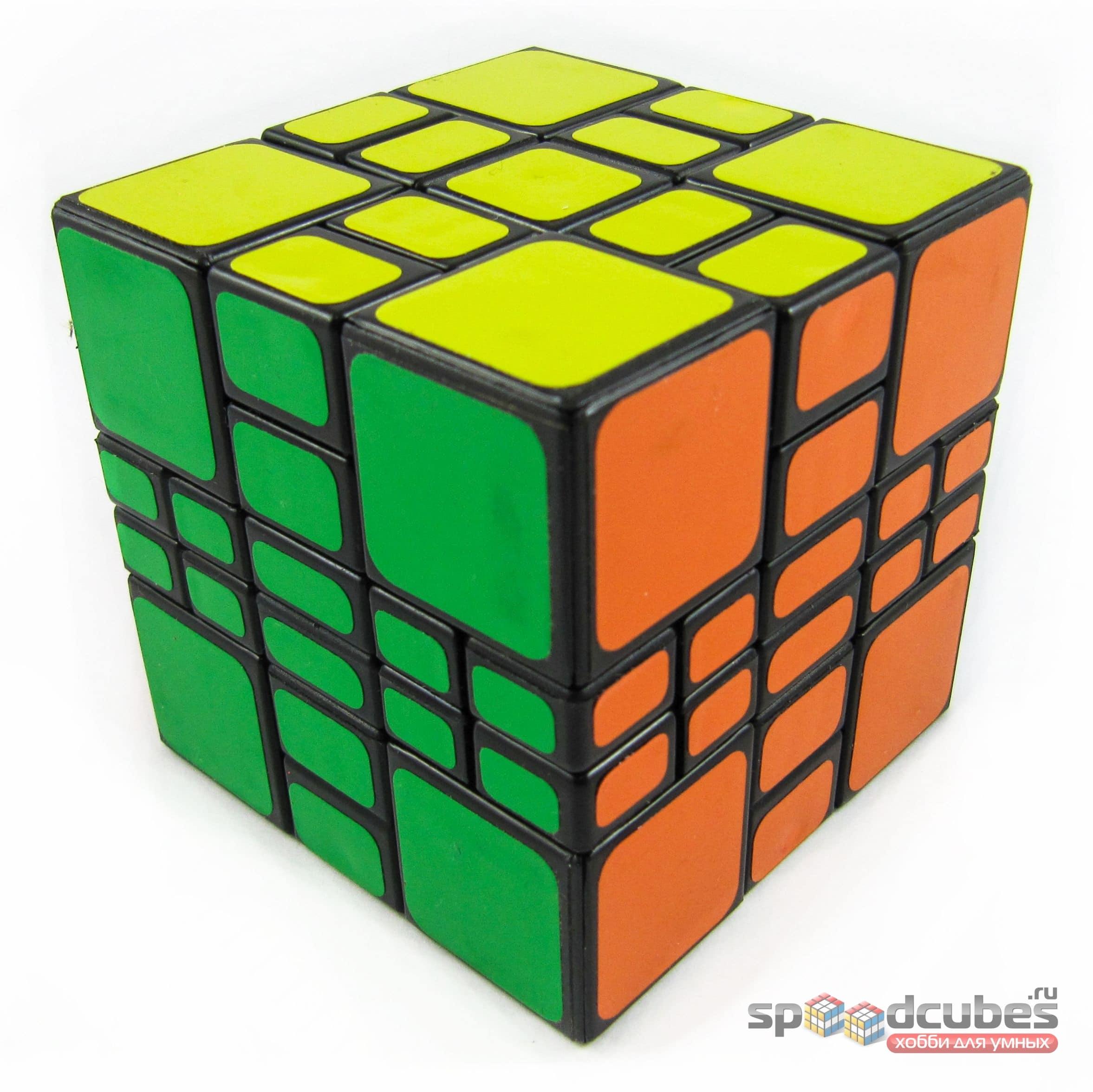 WitEden Mixup Plus 4x3x3