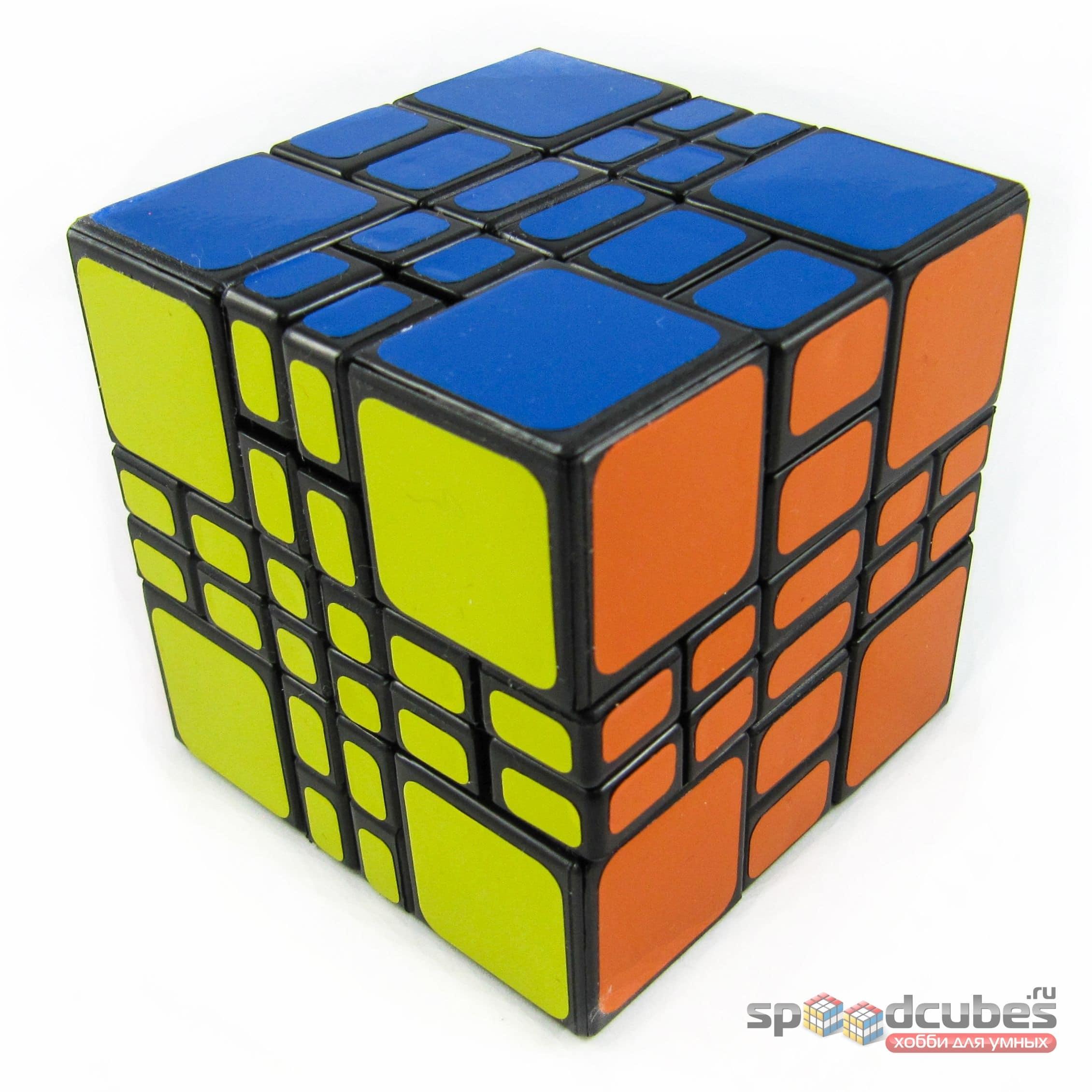 WitEden Mixup Plus 4x4x3