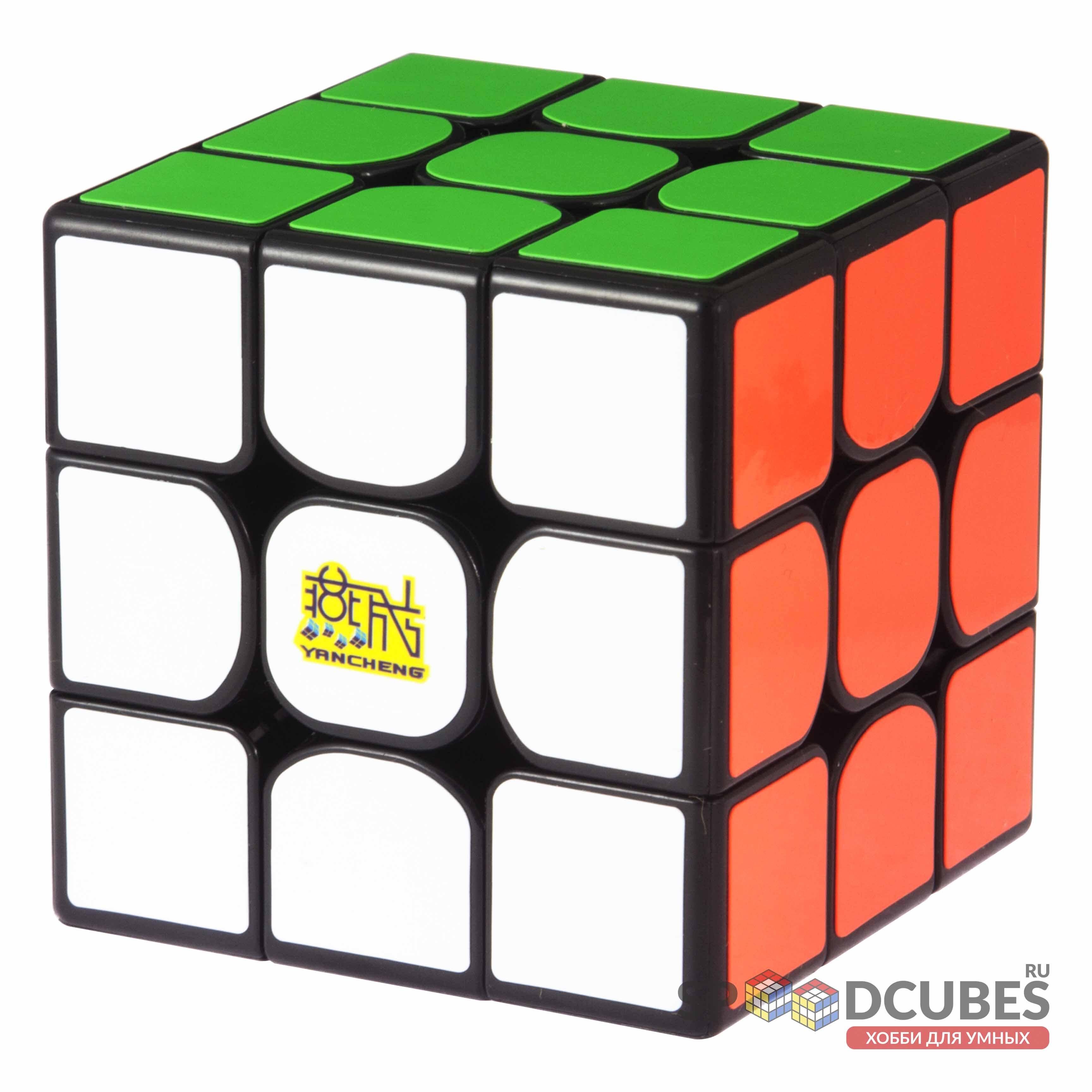 MoYu 3x3x3 Yancheng Yan3