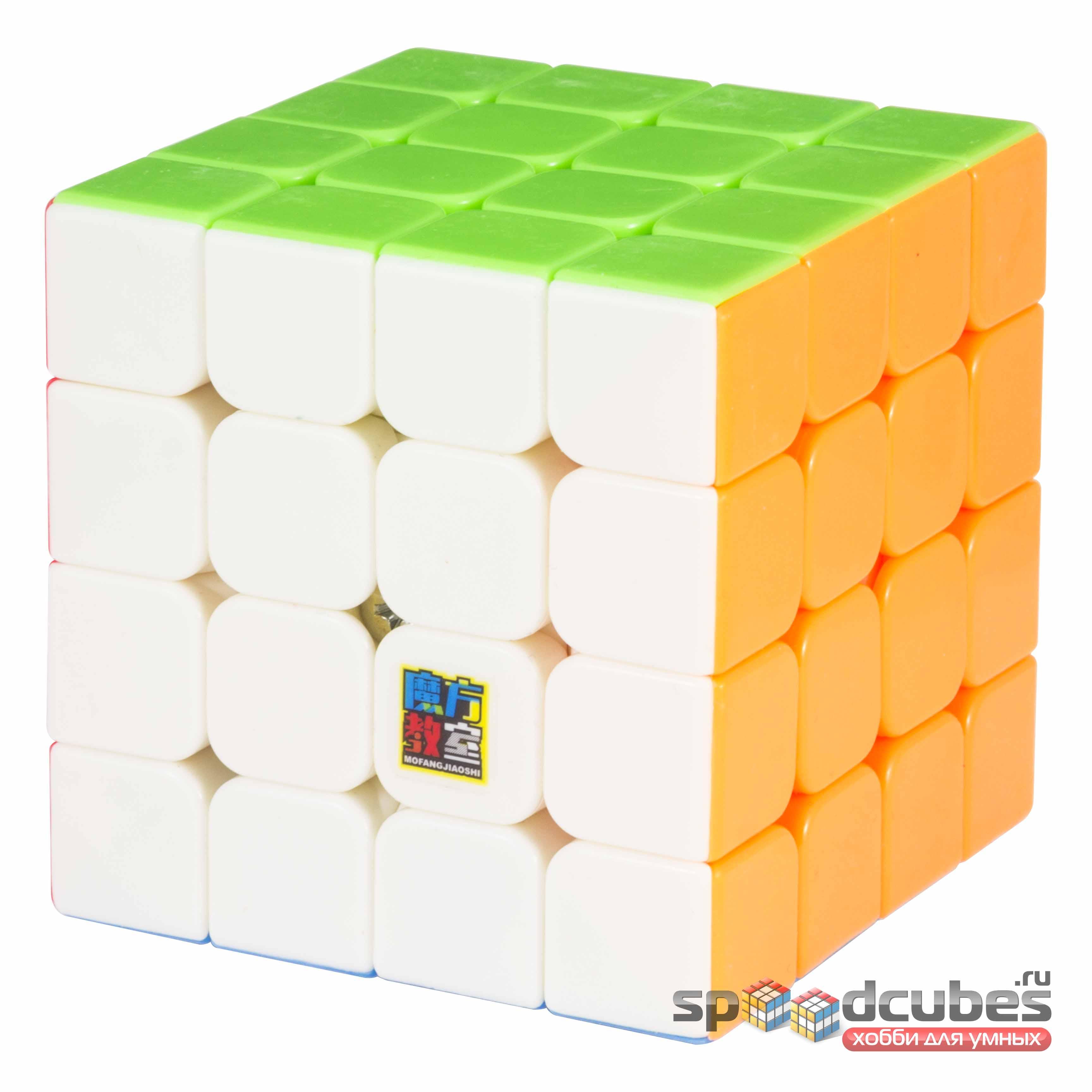 MoYu 4x4x4 MofangJiaoshi MF4s (цв) 2