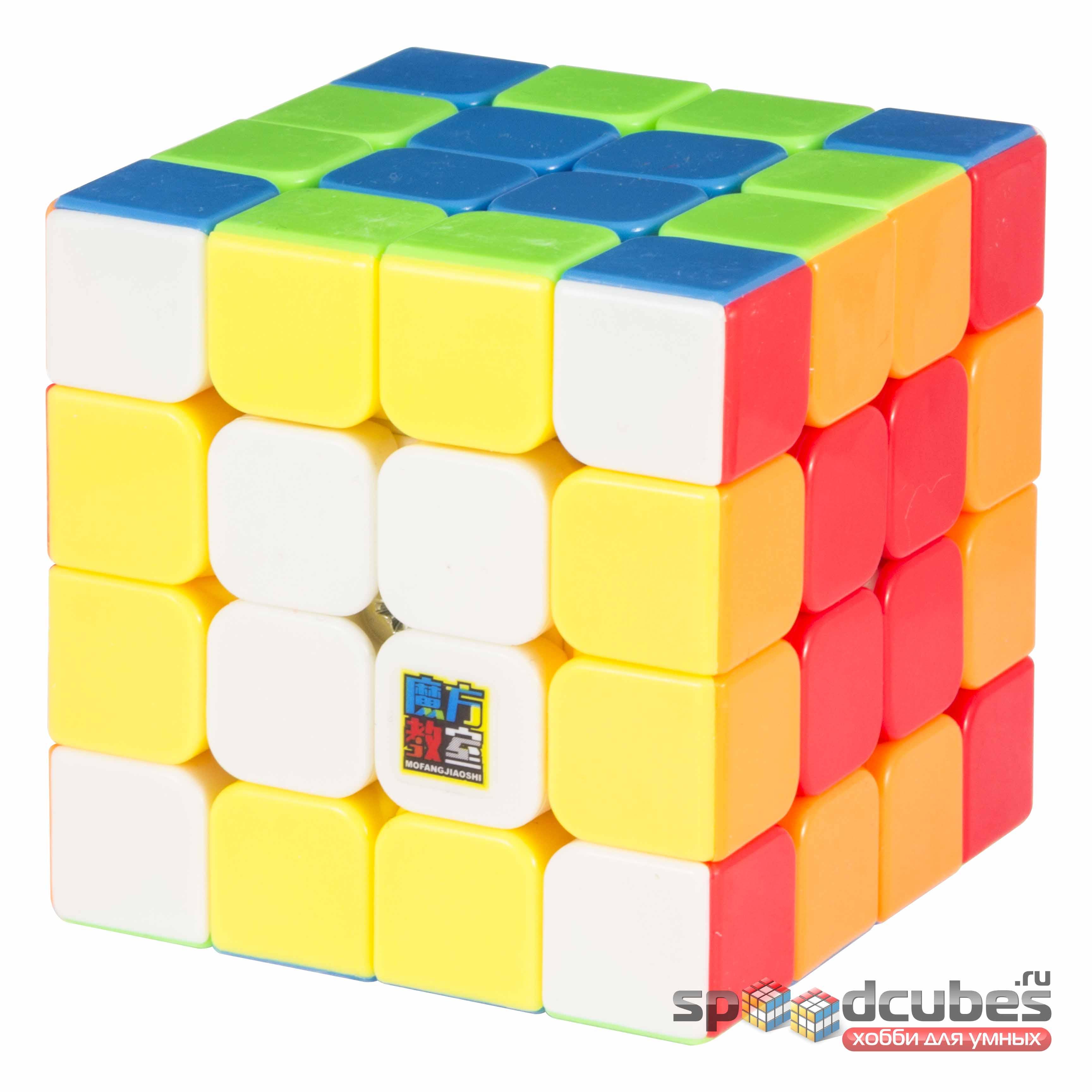 MoYu 4x4x4 MofangJiaoshi MF4s (цв) 3