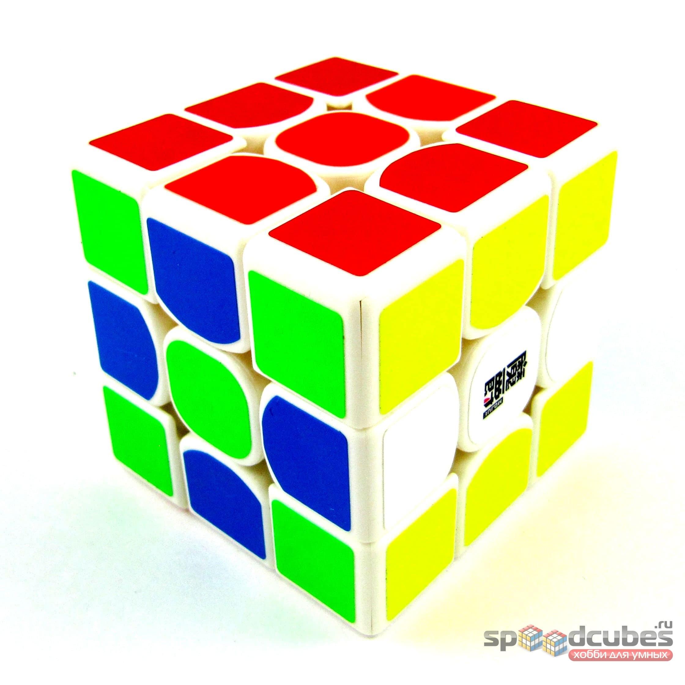 Moyu 3×3 Mojue White 3