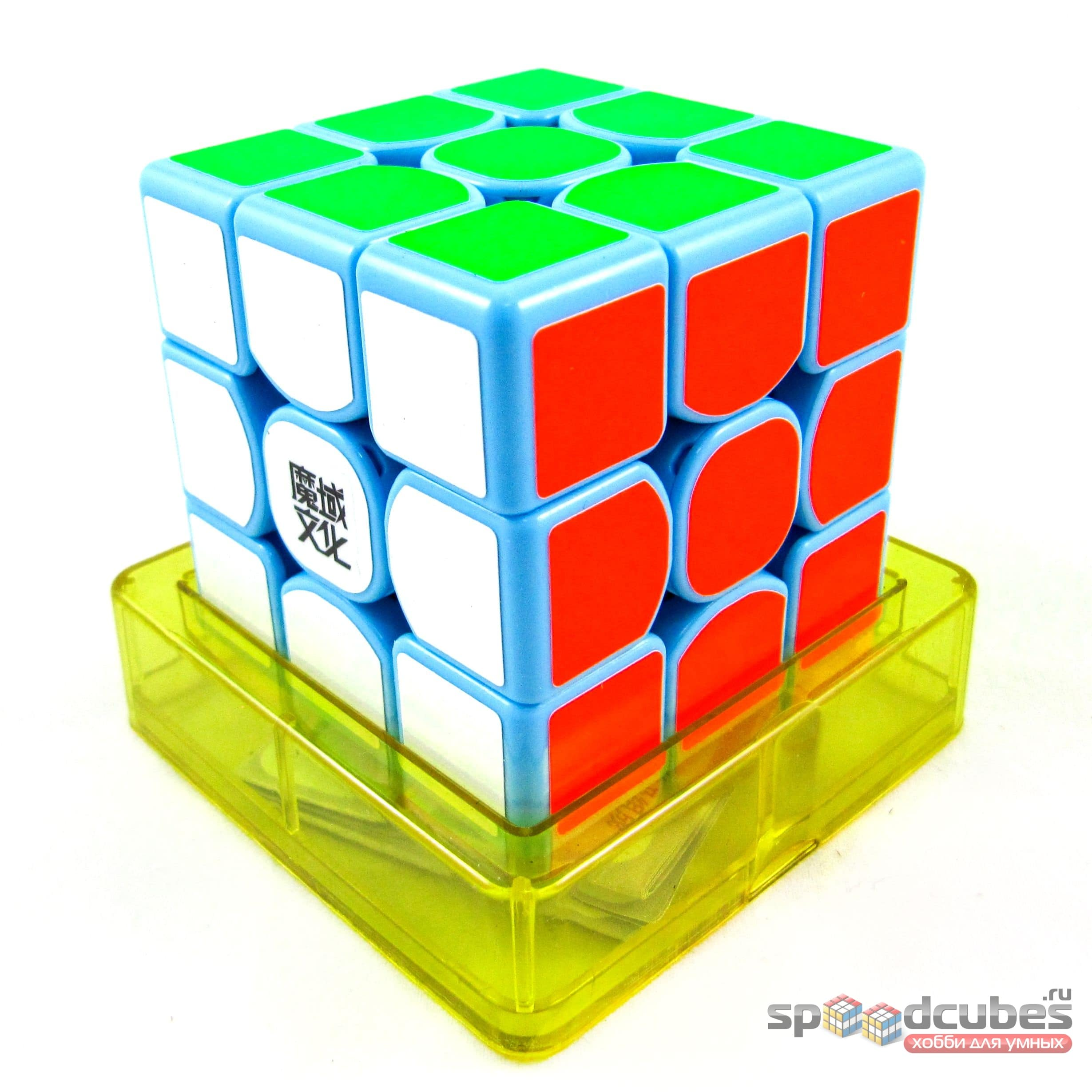 MoYu 3x3x3 Weilong GTS Blue