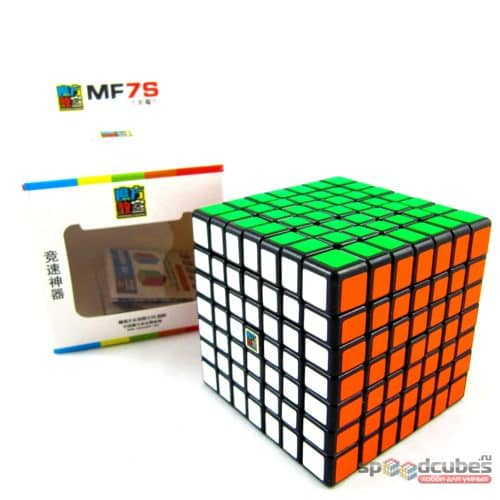 Moyu 7×7 Mofangjiaoshi Mf7s 1