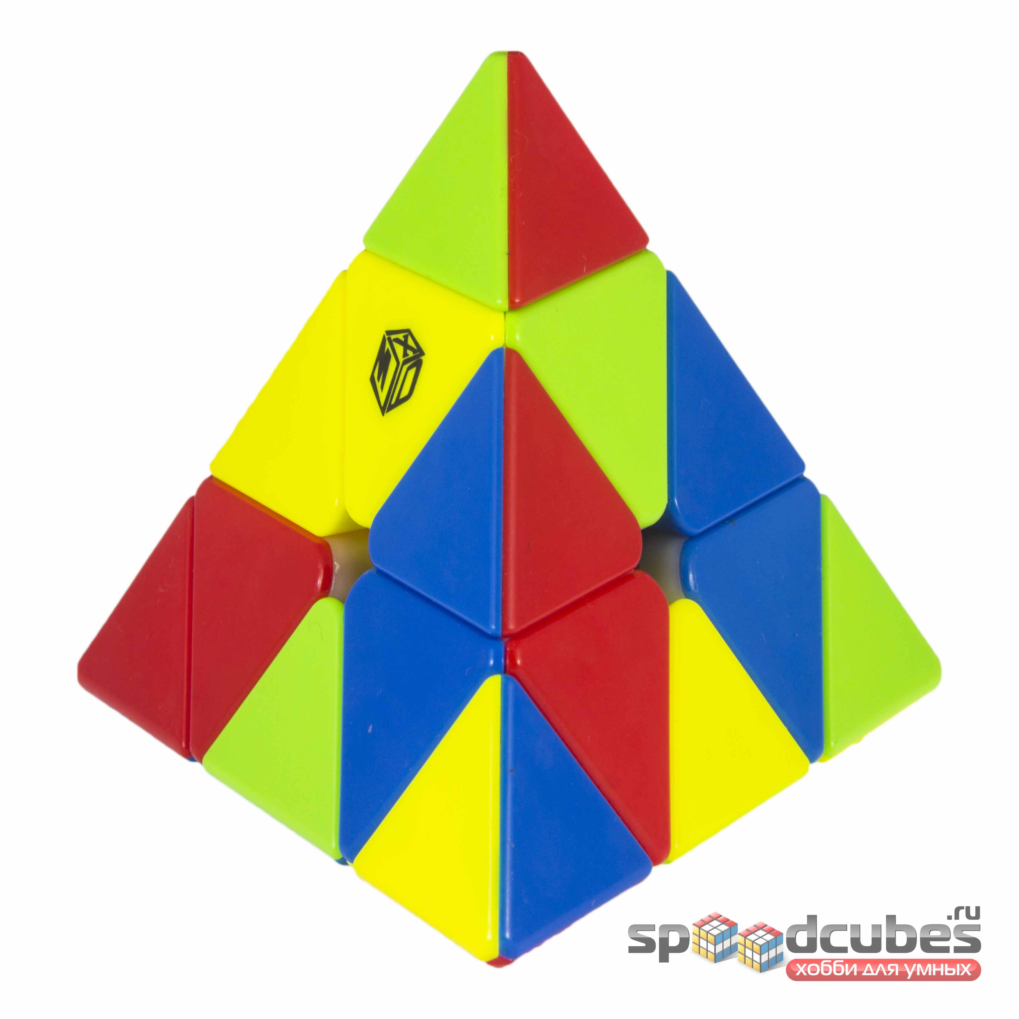 QiYi MoFangGe X Man Magnetic Pyraminx Color 3