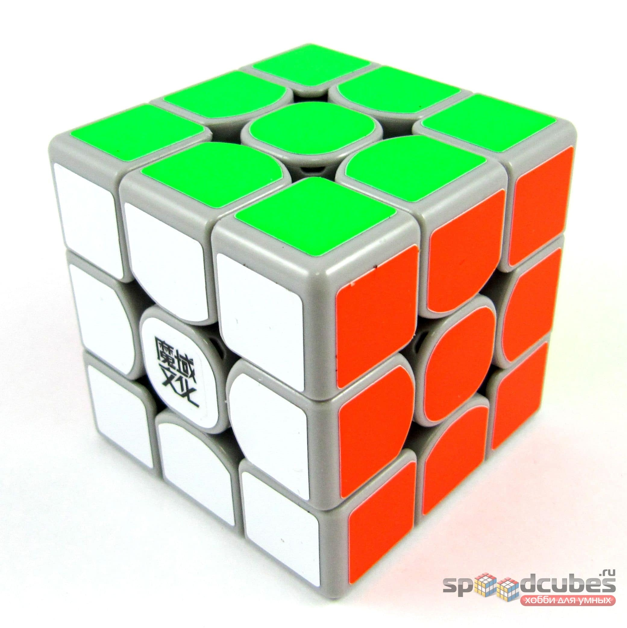 MoYu 3x3x3 Weilong GTS Grey