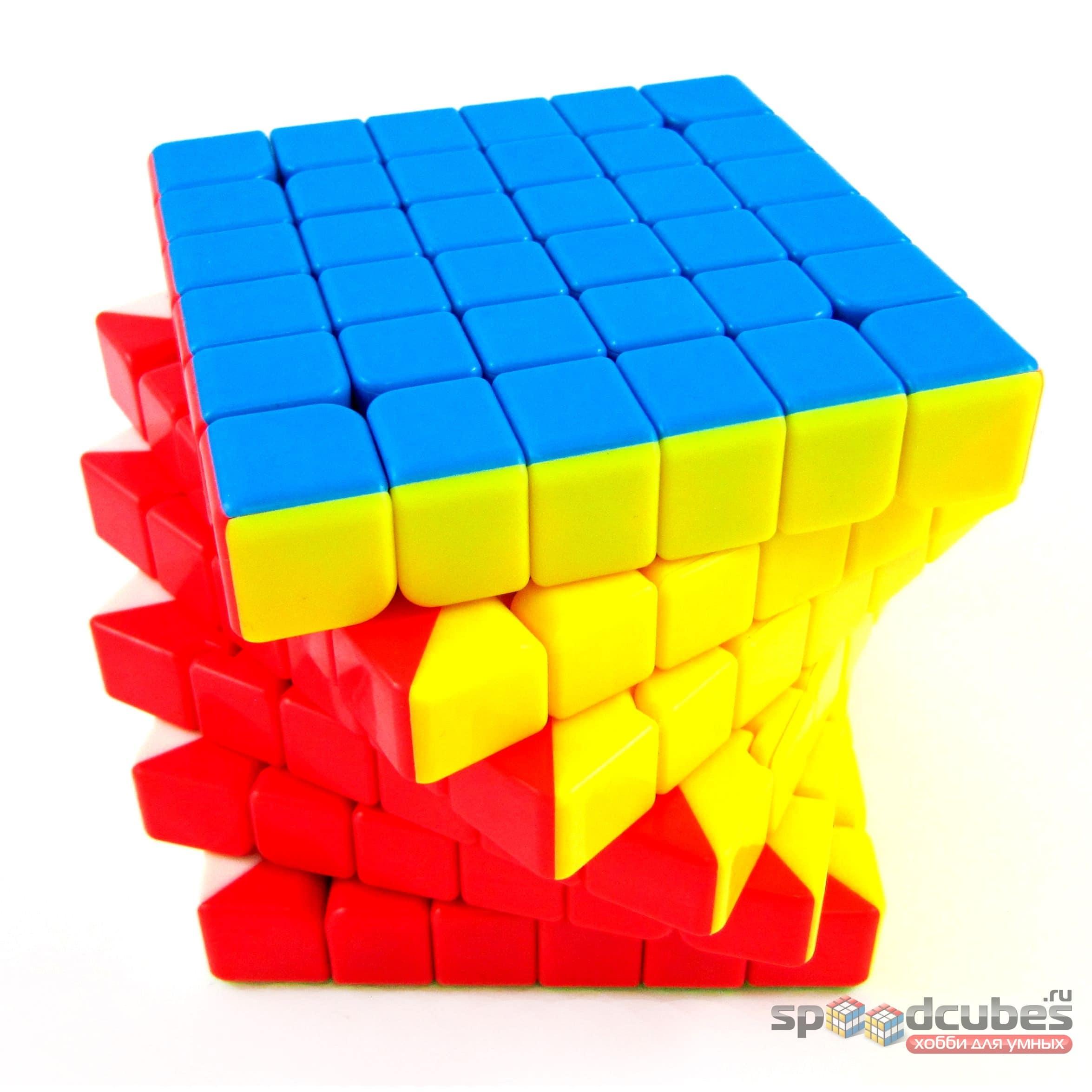 Moyu 6x6 Weishi 3