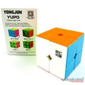 MoYu (YJ) 2x2x2 Yupo (цв)