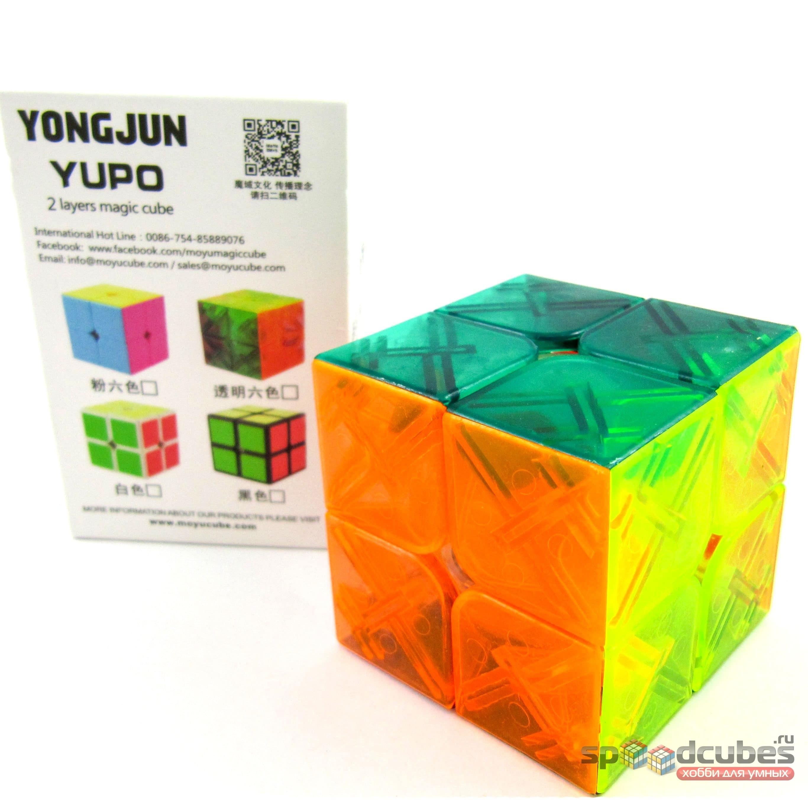 Moyu (yj) 2×2 Yupo 7
