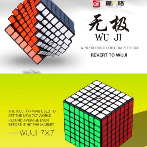 Qiyi 7×7 Wuji 11
