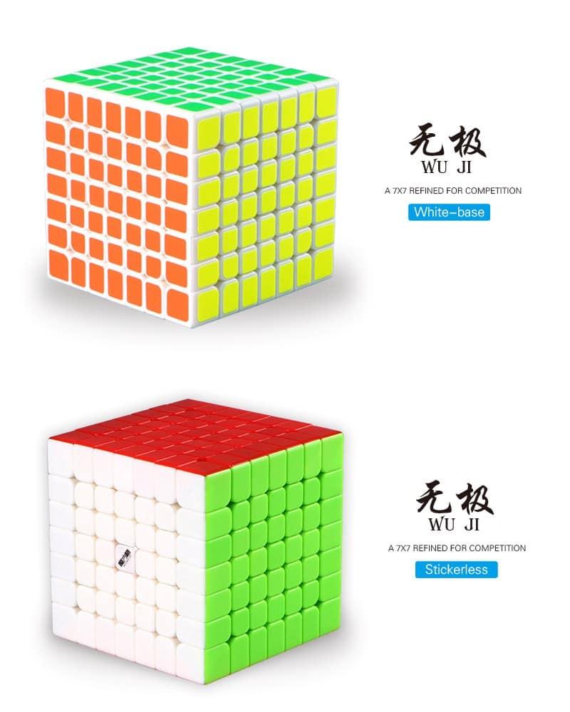 Qiyi 7×7 Wuji 12