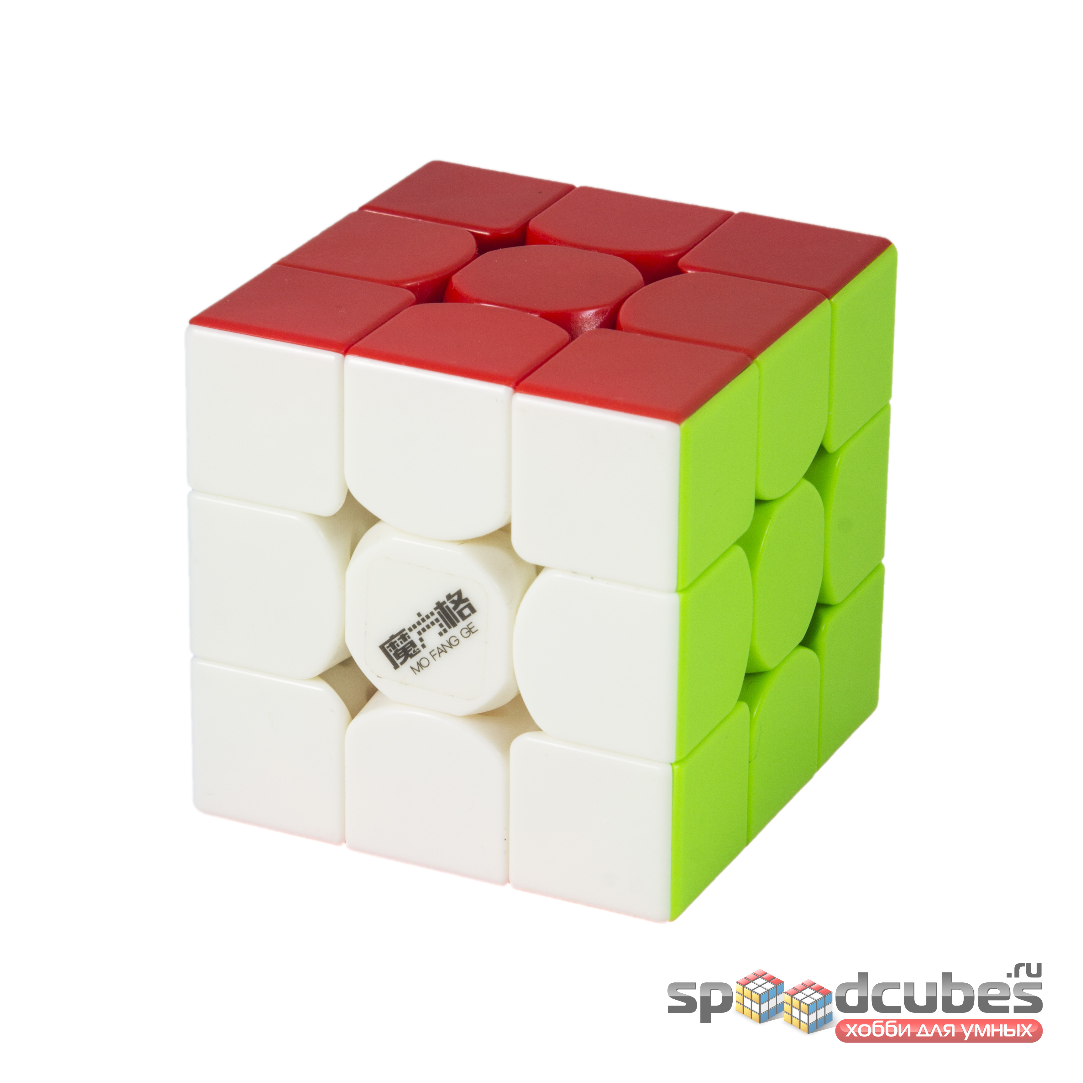 Qiyi Mofangge 3x3x3 Thinderclap V2 Color 2