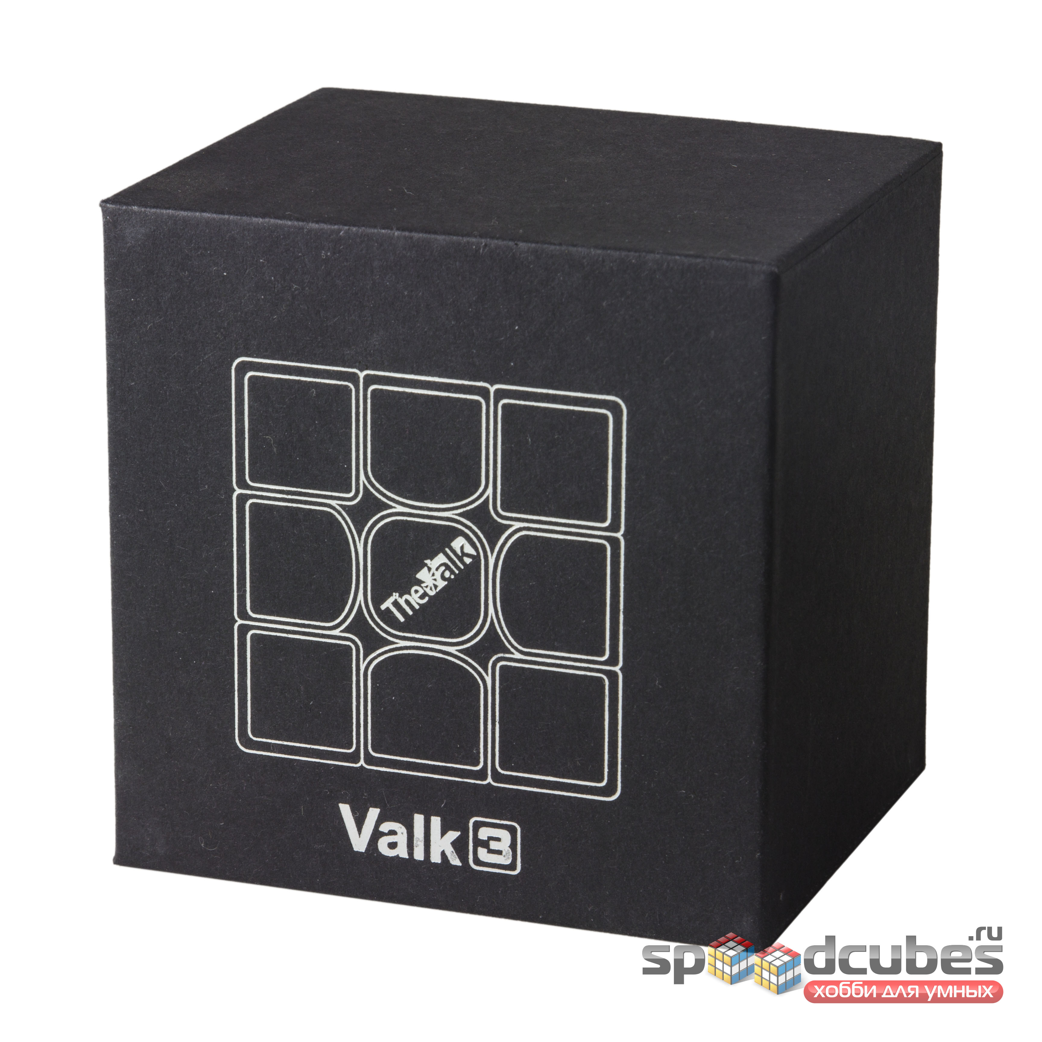 Qiyi Mofangge The Valk 3 Black 1