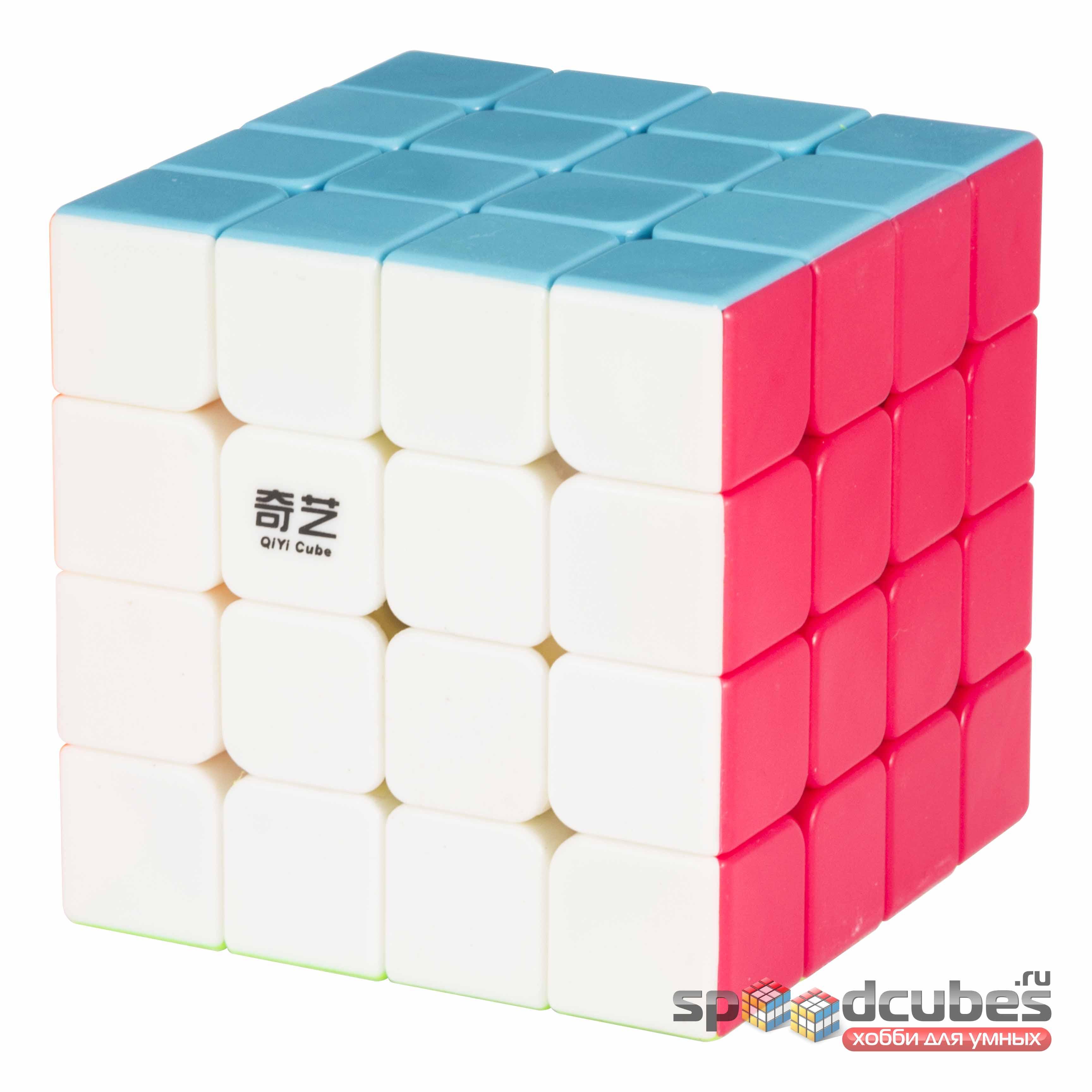QiYi (MofangGe) 4x4x4 QiYuan S (цв)
