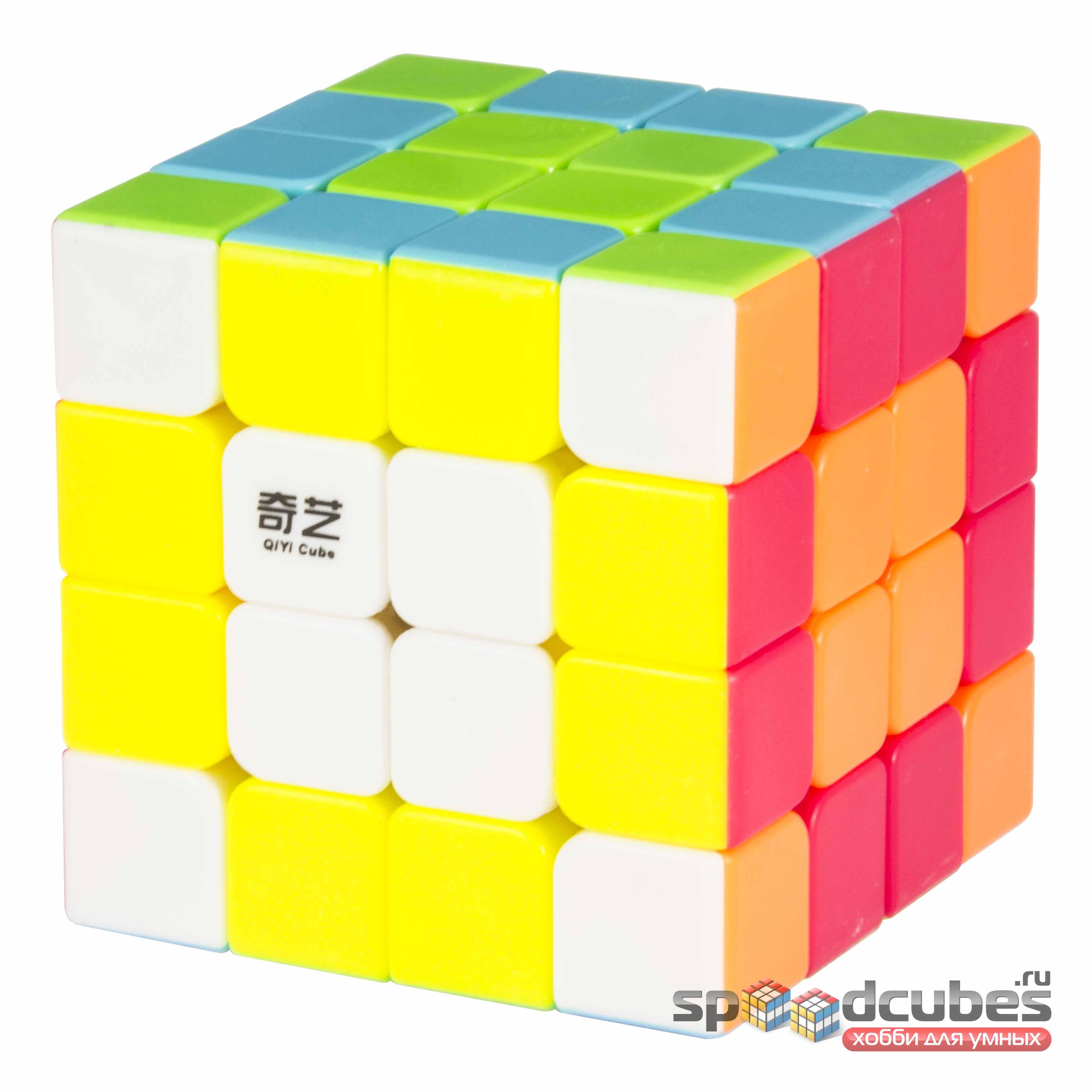 QiYi (MofangGe) 4x4x4 QiYuan S (цв) 3