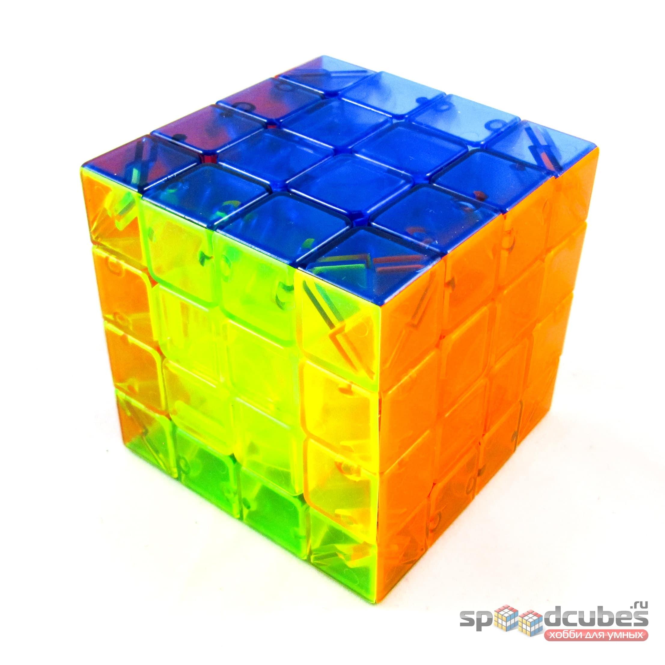 MoYu (YJ) 4x4x4 Yusu R (прозр)