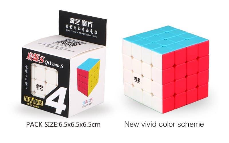 Qiyi 4×4 Qiyuan 2