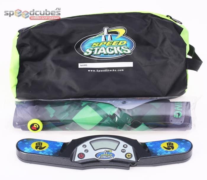 SpeedStacks Cube Handbag сумка для кубов и таймера