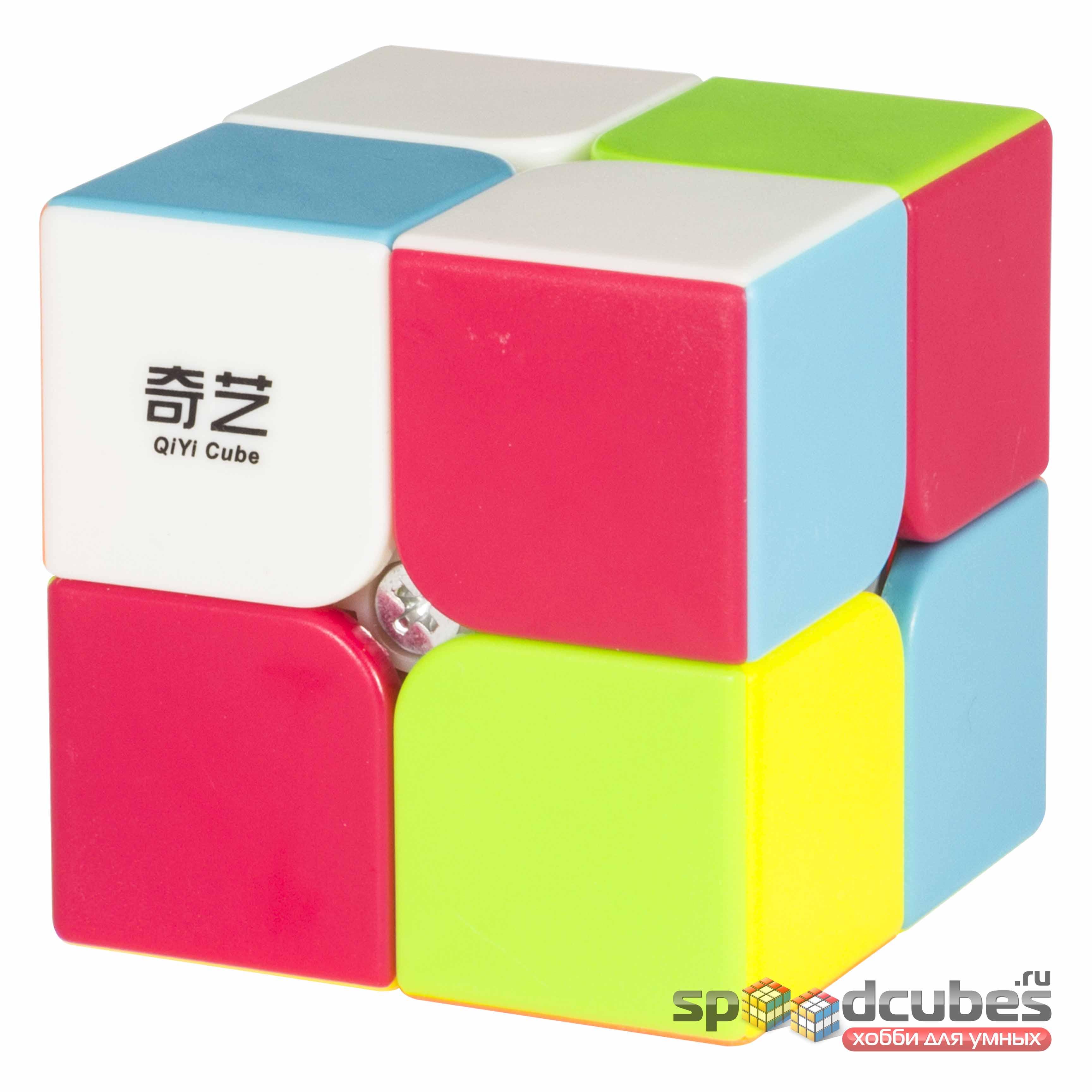 QiYi (MofangGe) 2x2x2 QiDi S 3