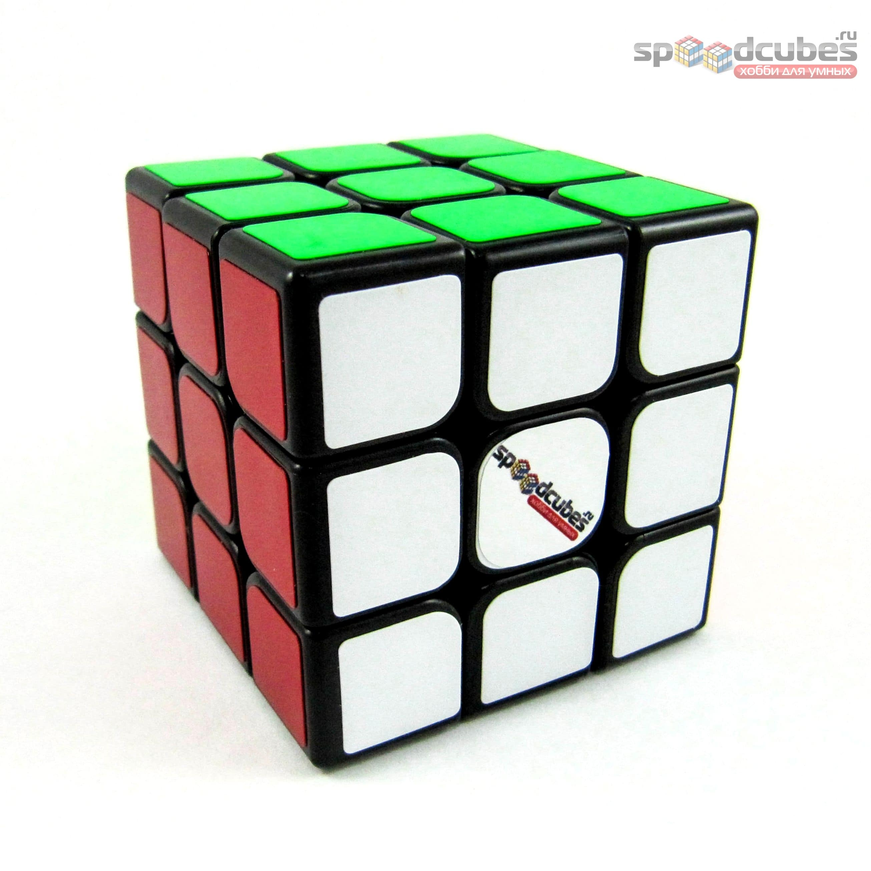 SPEEDCUBES фирменные Cтикеры на кубик (блок 5 шт.)