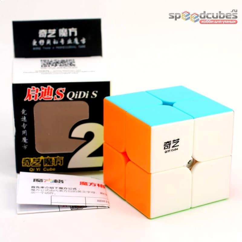 Qiyi 2×2 Qidi S 2