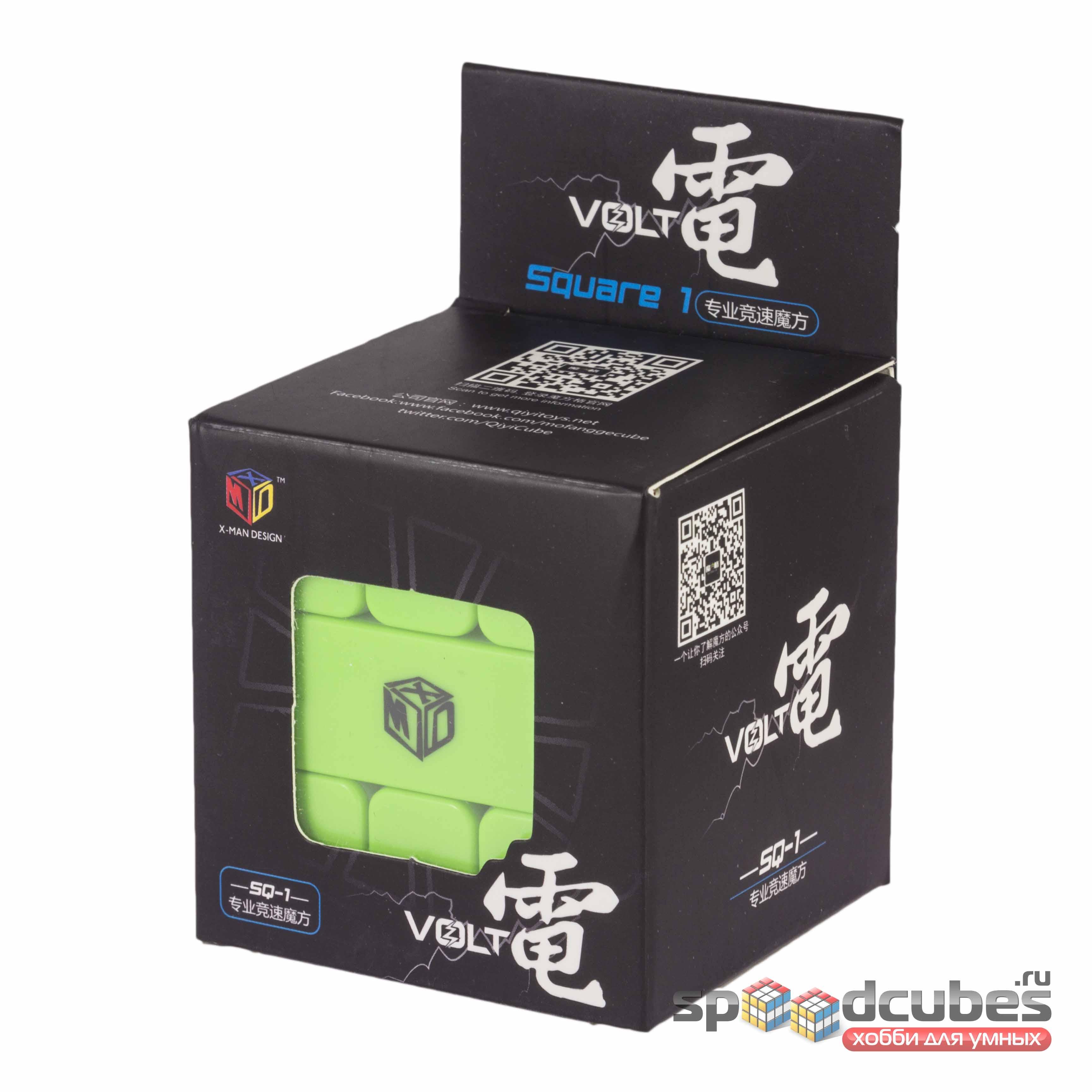 QiYi (MoFangGe) X Man Volt Square 1 Color 1