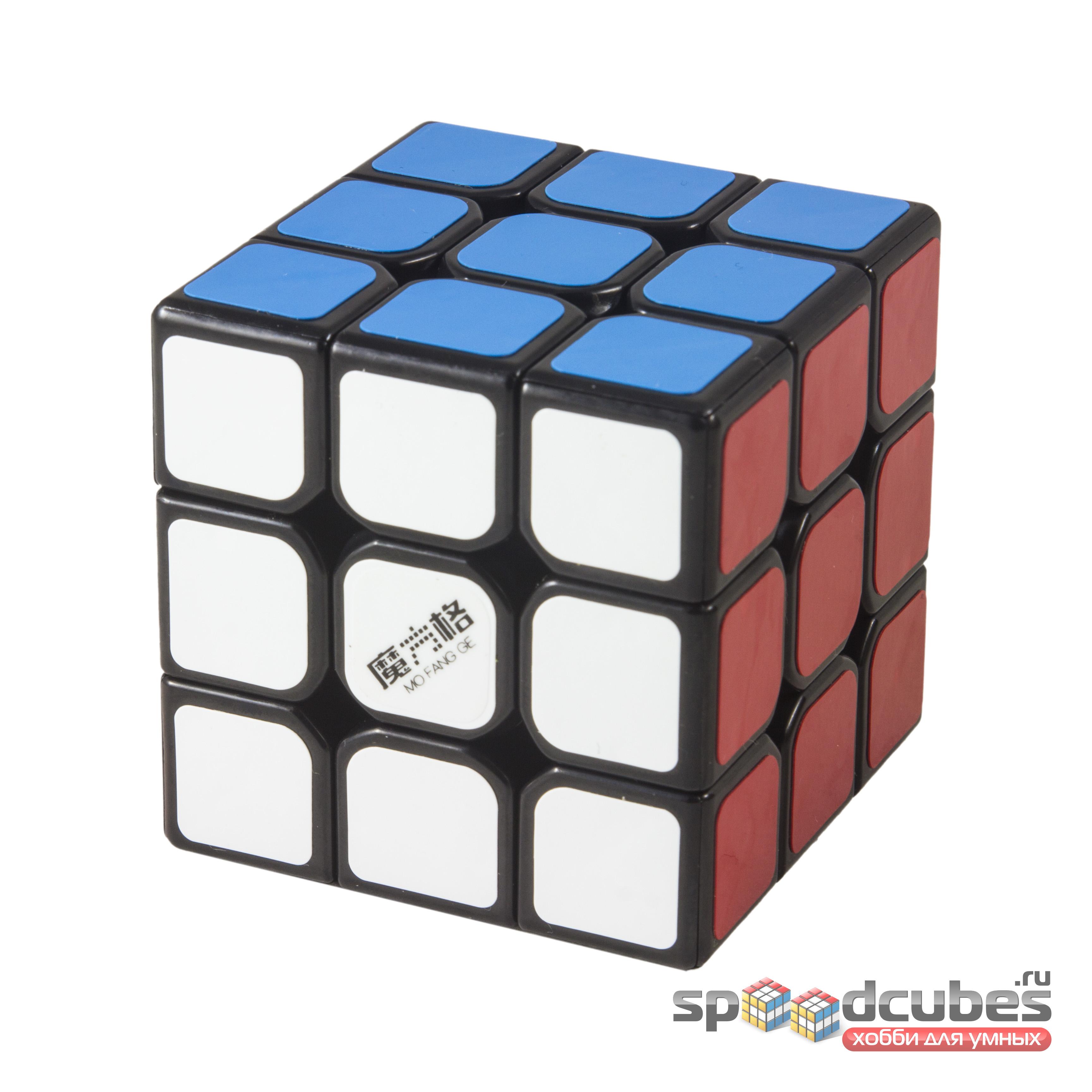 QiYi (MoFangGe) 3x3x3 Thunderclap V1 с чехлом