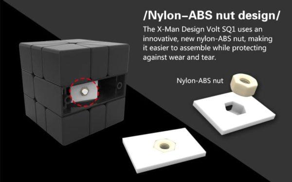 qiyi x-man volt square-1 3