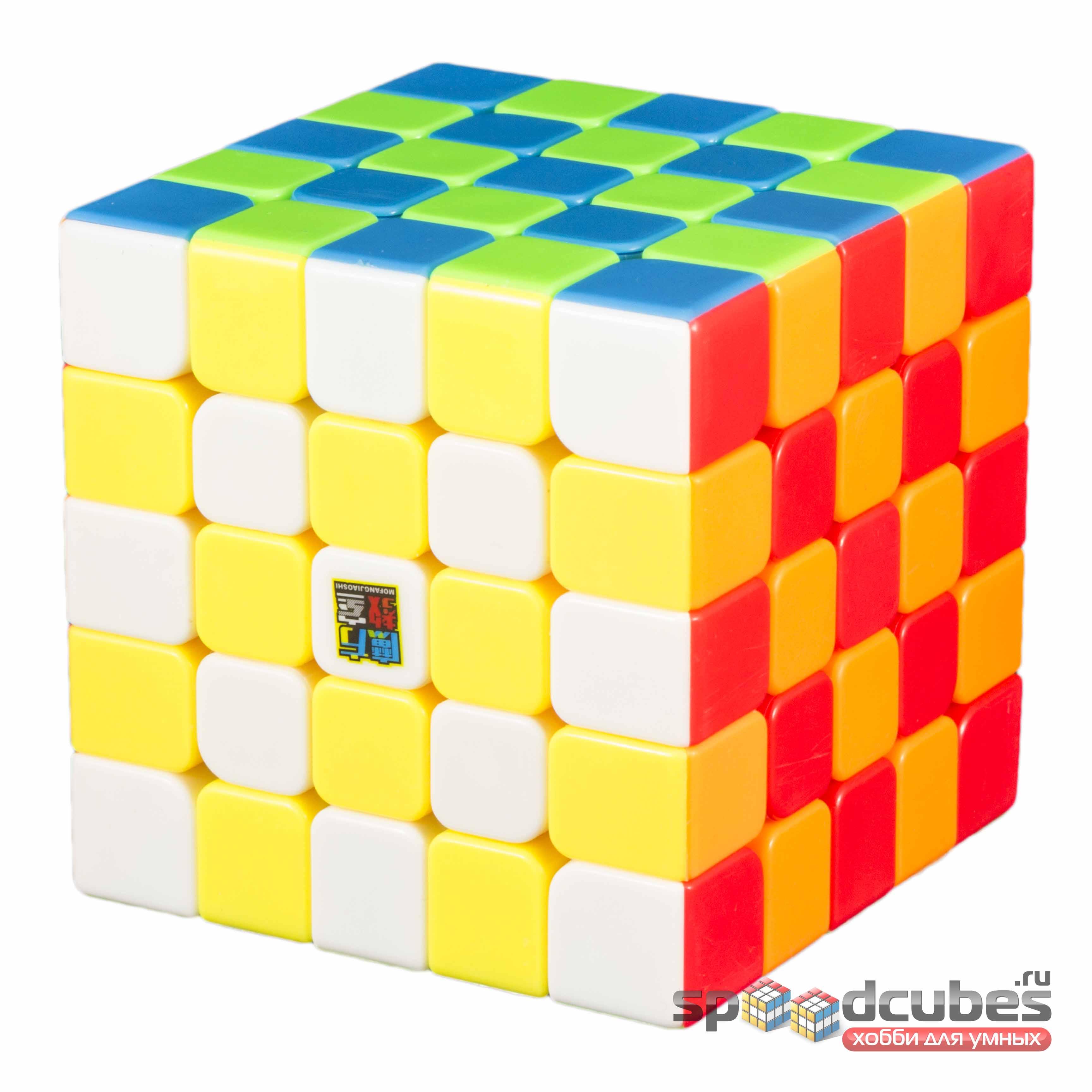 MoYu Cubing Classroom (набор Moyu MF2s, MF3rs, MF4s, MF5s) 6