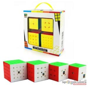 MoYu Cubing Classroom (набор Moyu MF2s, MF3rs, MF4s, MF5s)