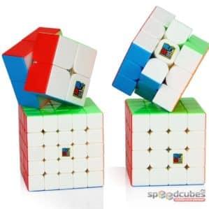 Moyu Mofangjiaoshi Gift Set Nabor 3