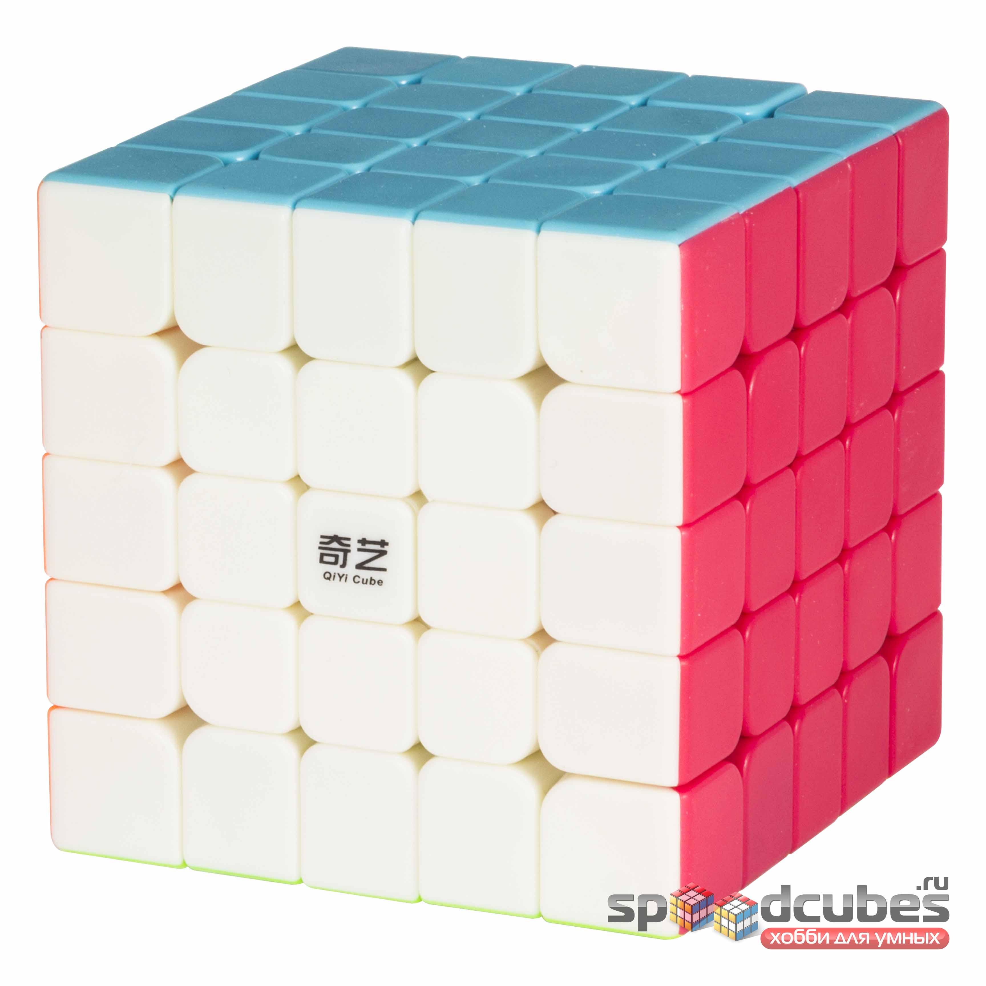 QiYi (MofangGe) 5x5x5 QiZheng S (цв) 2