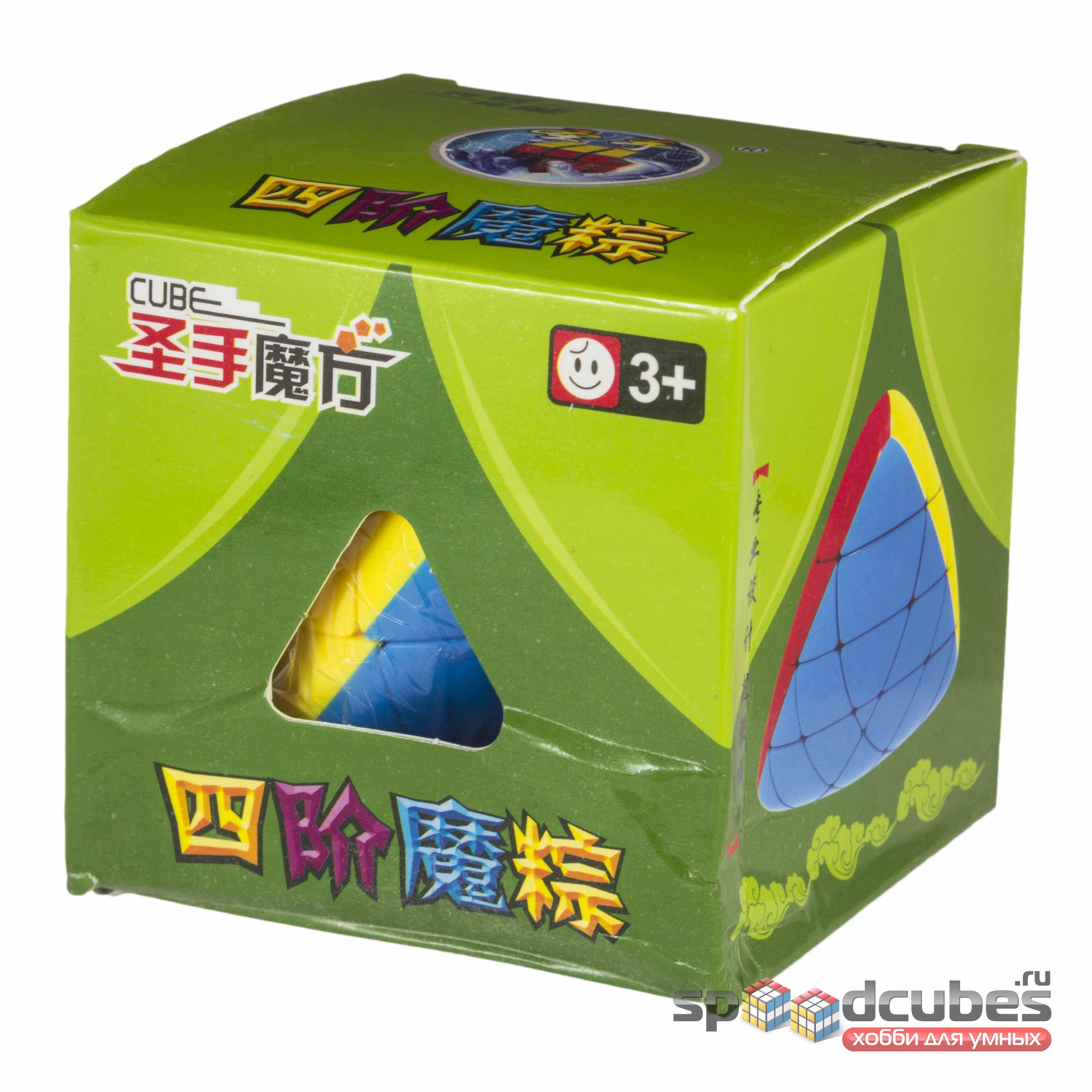 ShengShou Mastermorphix 4x4x4 Color 1