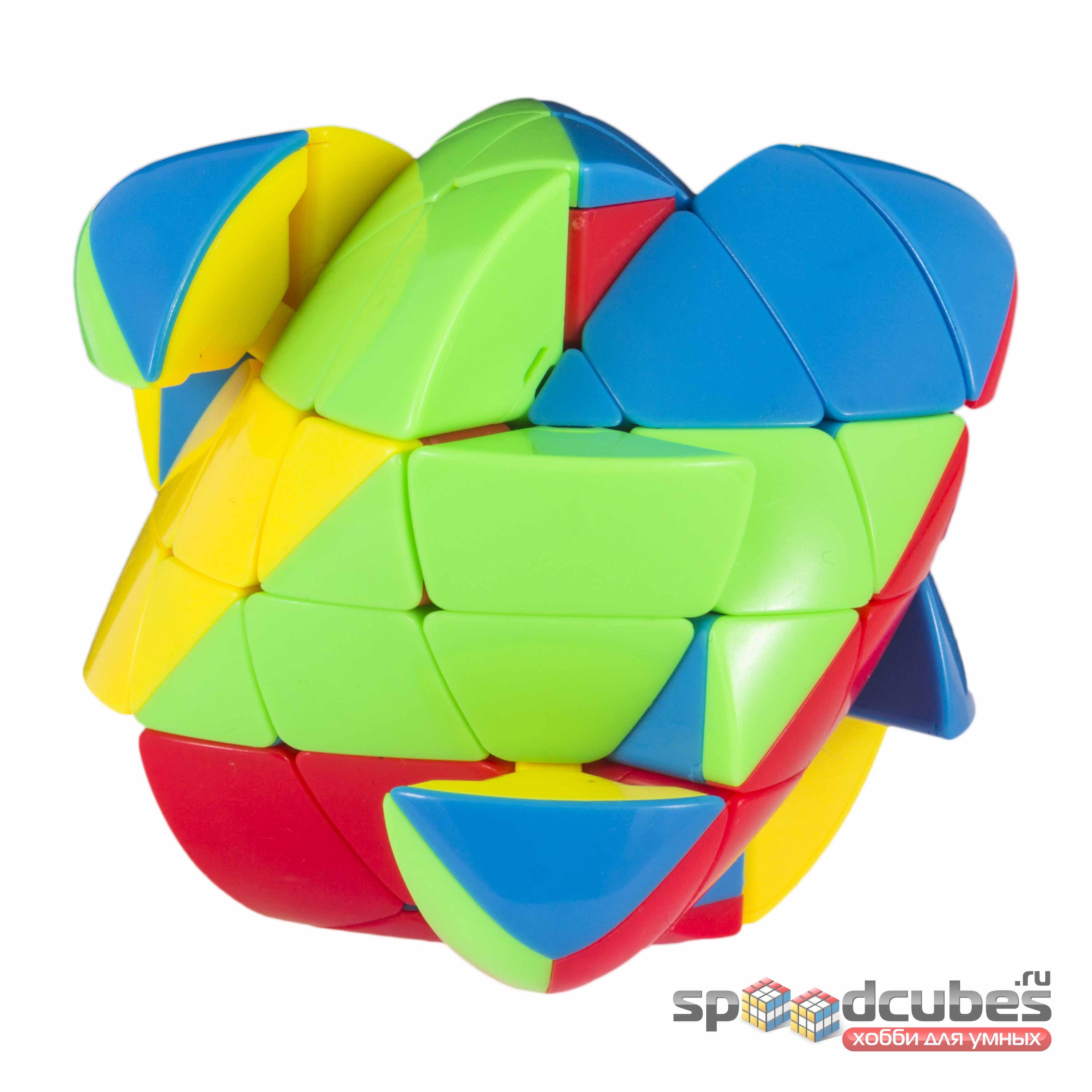 ShengShou Mastermorphix 4x4x4 Color 2