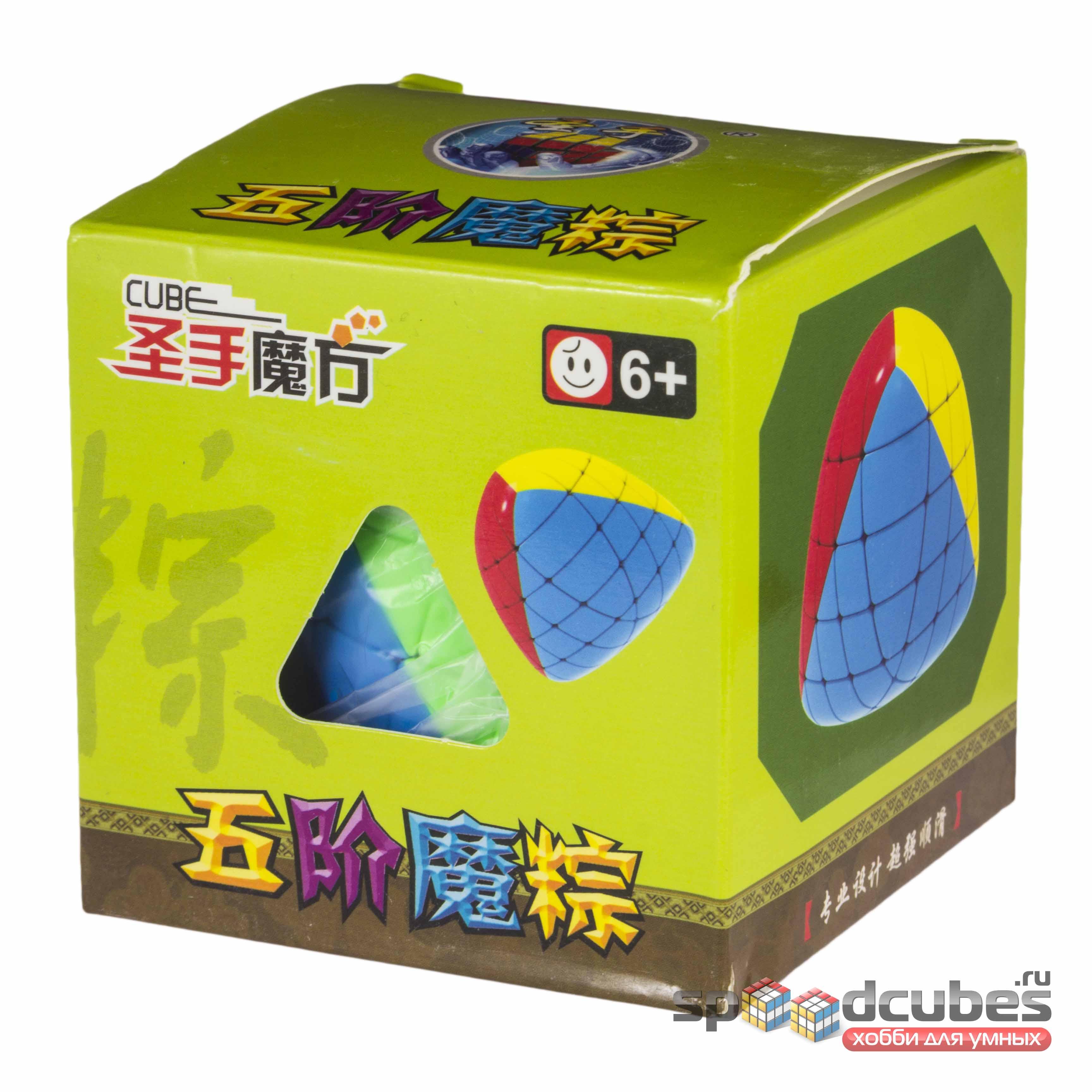 ShengShou Mastermorphix 5x5x5 Color 1