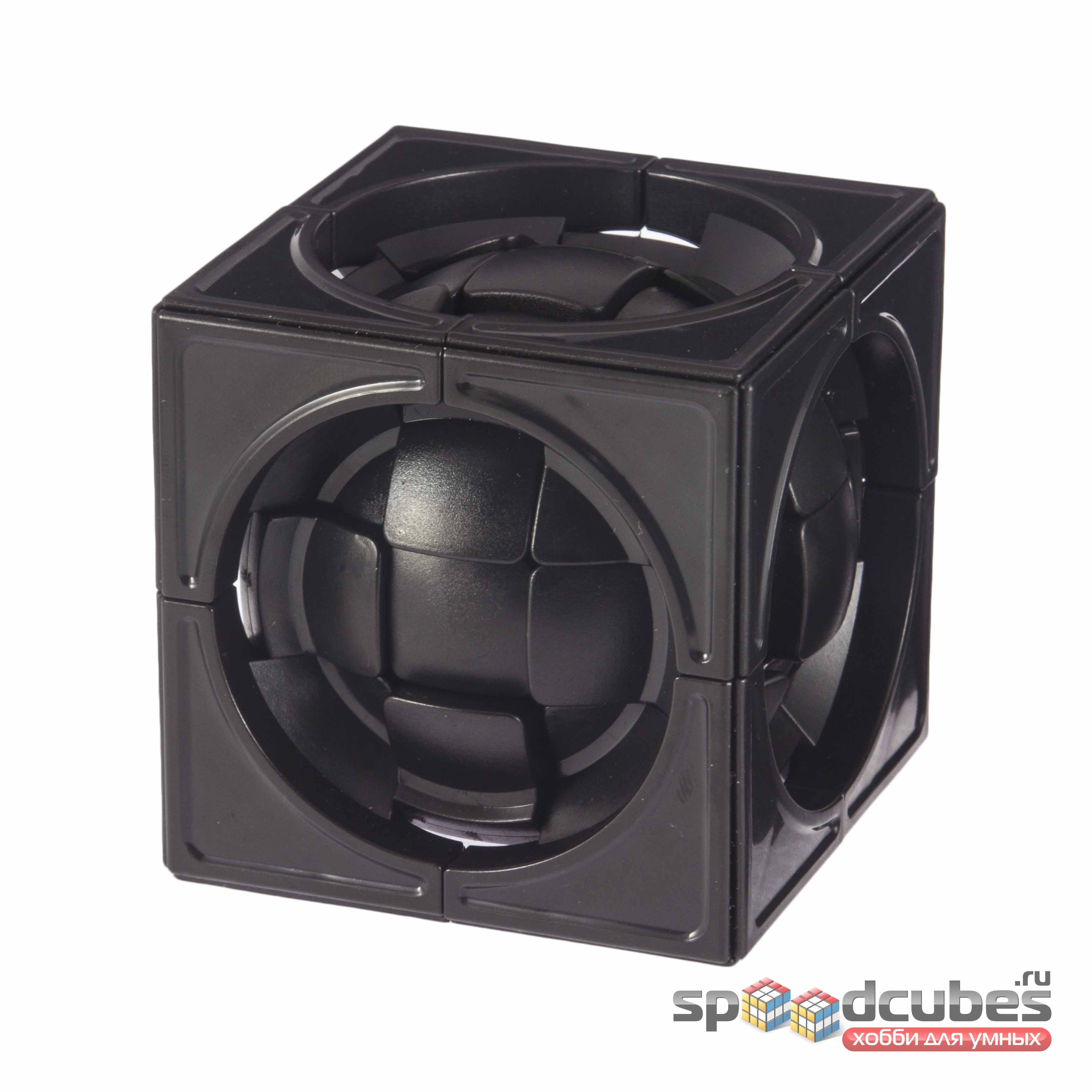 Funs Deformed 3x3x3 Black 3