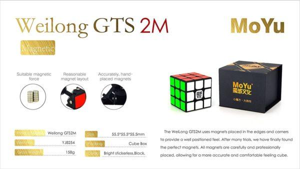 moyu weilong gts2 m 5