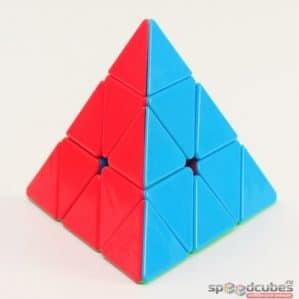 MoYu (YJ) Yulong Pyraminx (цв)